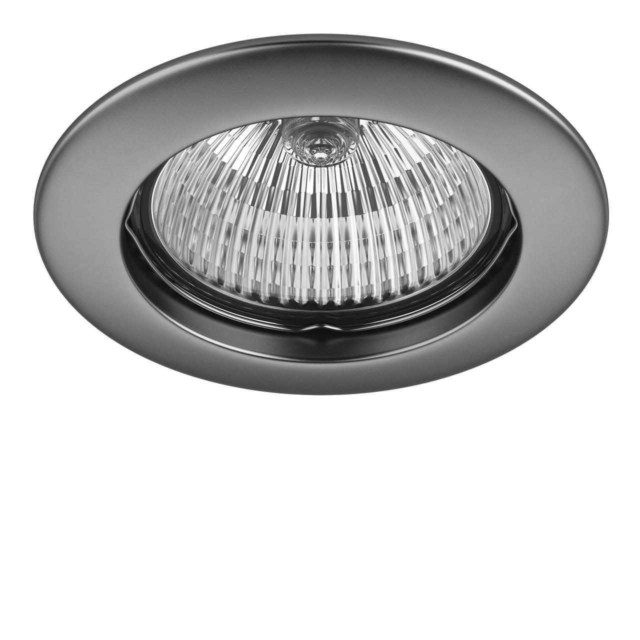 Светильник lega HI FIX MR16 / HP16 хром / матовый Lightstar 011019