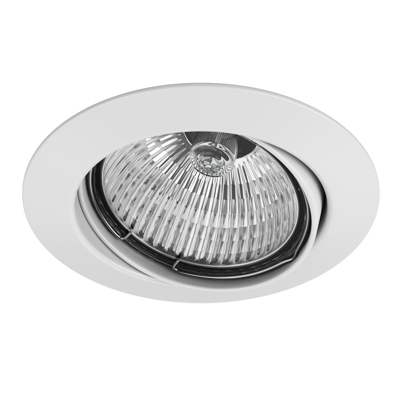 Светильник lega HI ADJ MR16 / HP16 белый Lightstar 011020