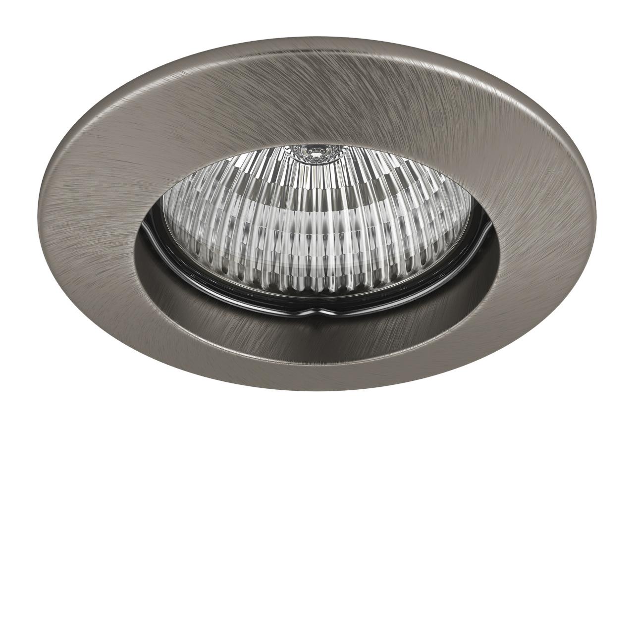 Светильник lega 11 FIX MR11/HP11 никель Lightstar 011045