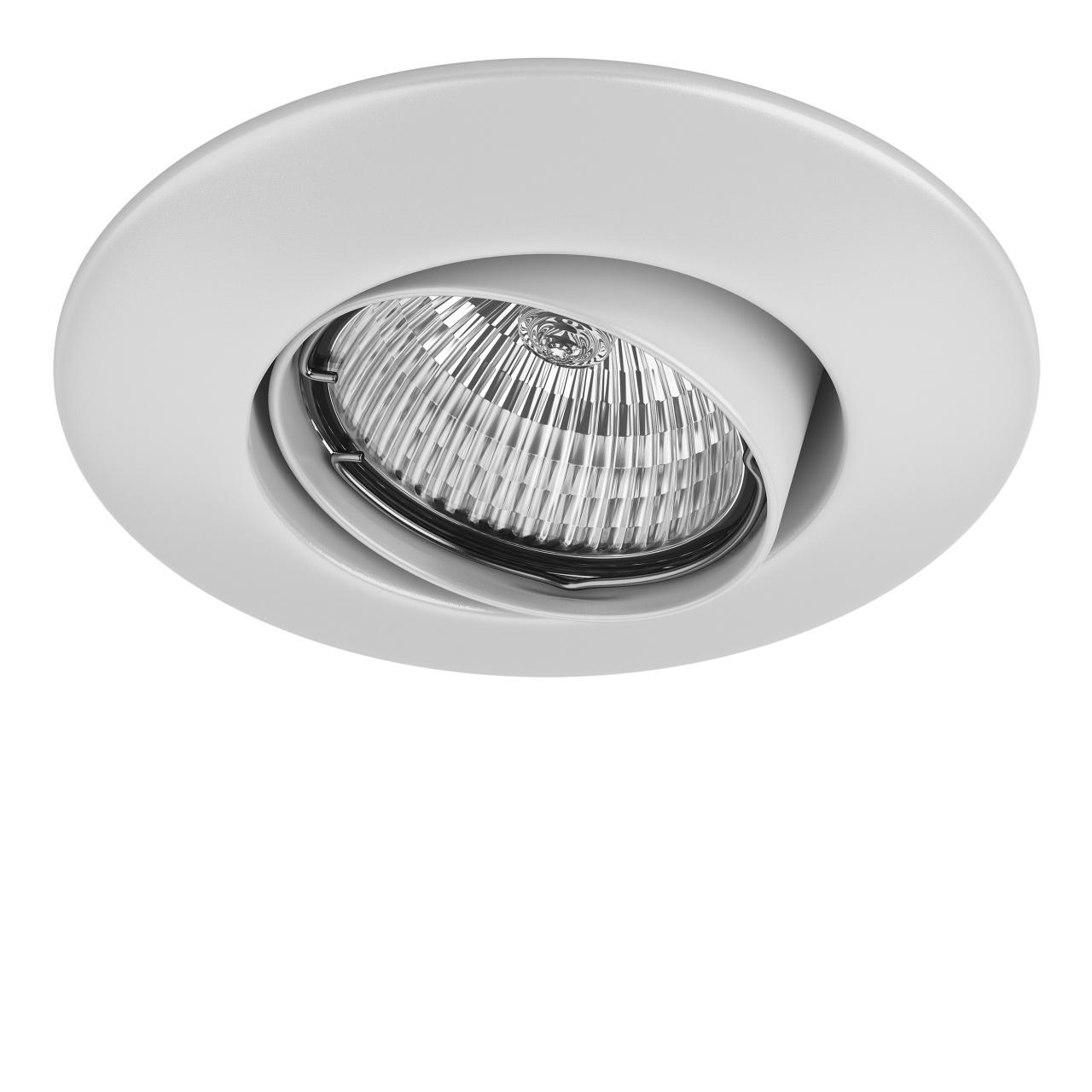 Светильник lega 11 ADJ MR11/HP11 белый Lightstar 011050