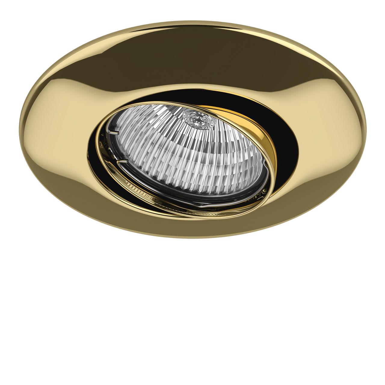 Светильник lega 11 ADJ MR11/HP11 золото Lightstar 011052