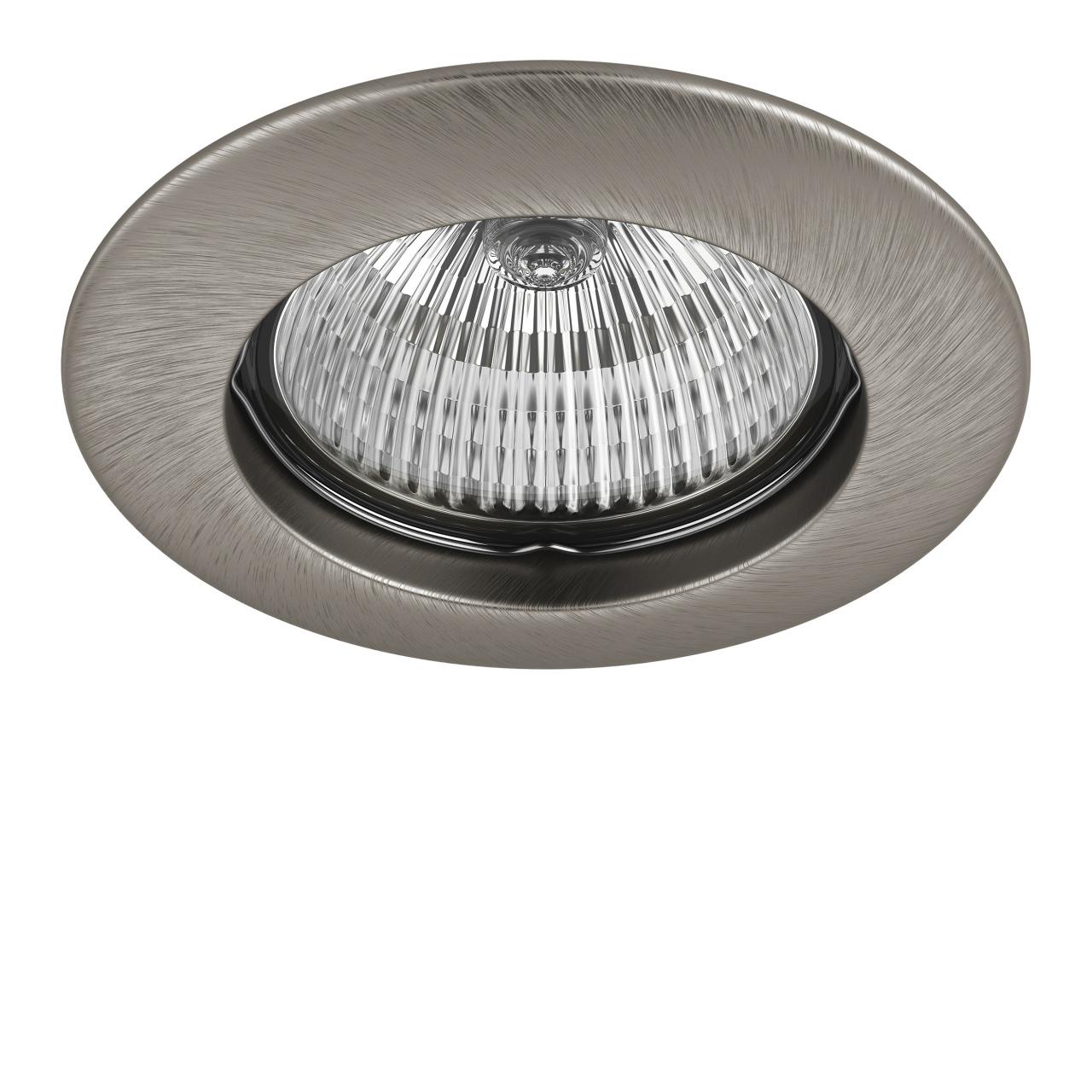 Светильник Teso FIX MR16 / HP16 никель Lightstar 011075