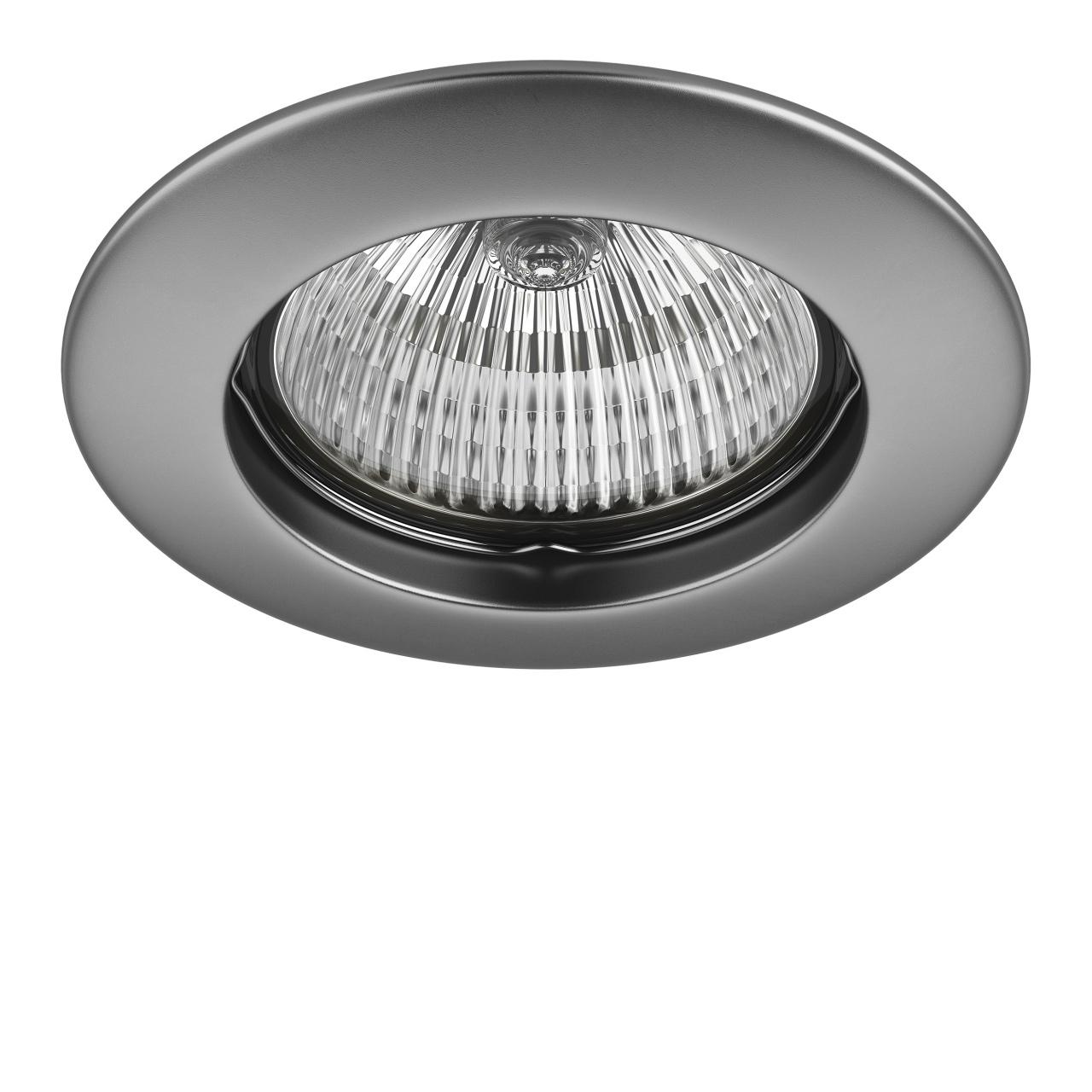 Светильник Teso FIX MR16 / HP16 хром / матовый Lightstar 011079