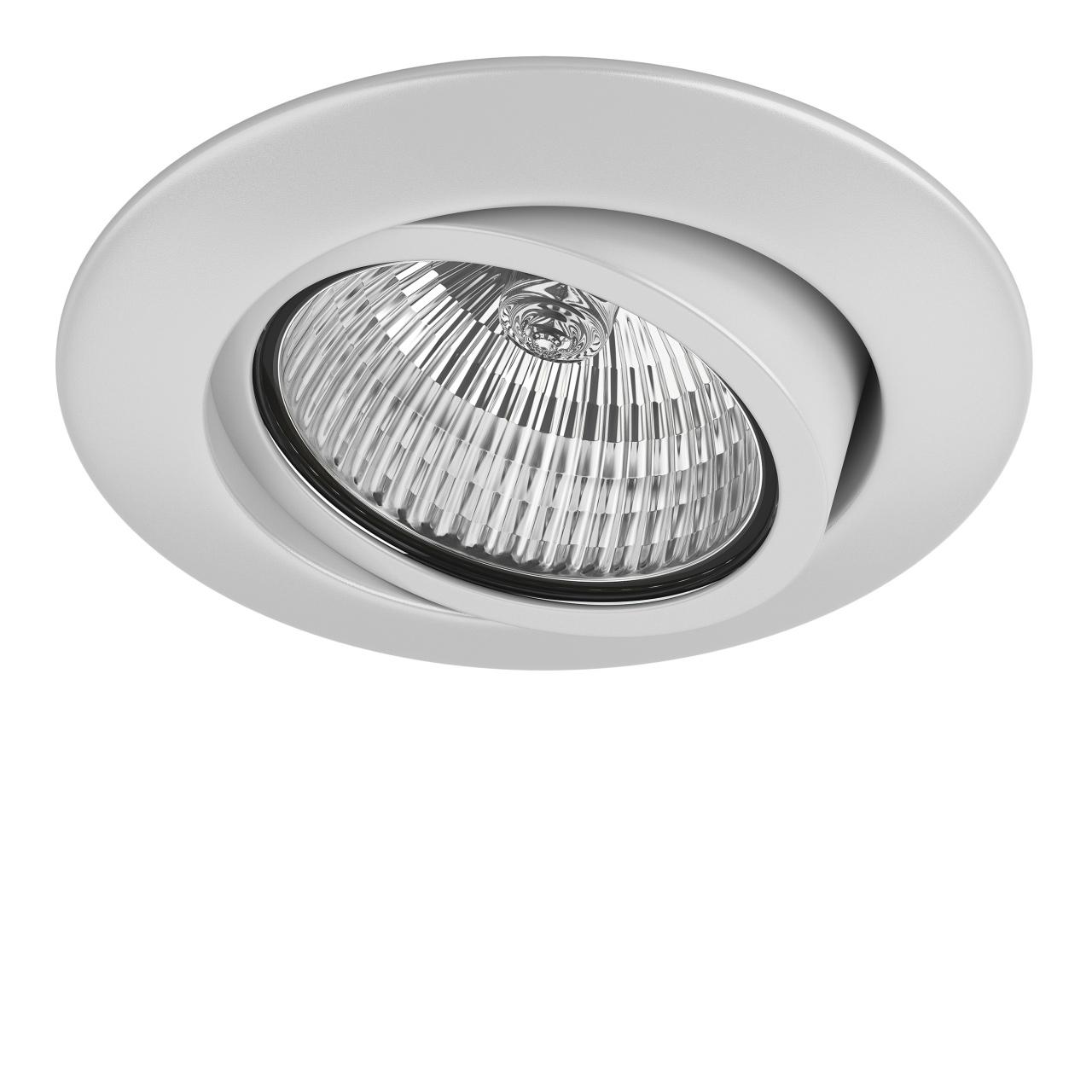 Светильник Teso ADJ MR16 / HP16 белый Lightstar 011080