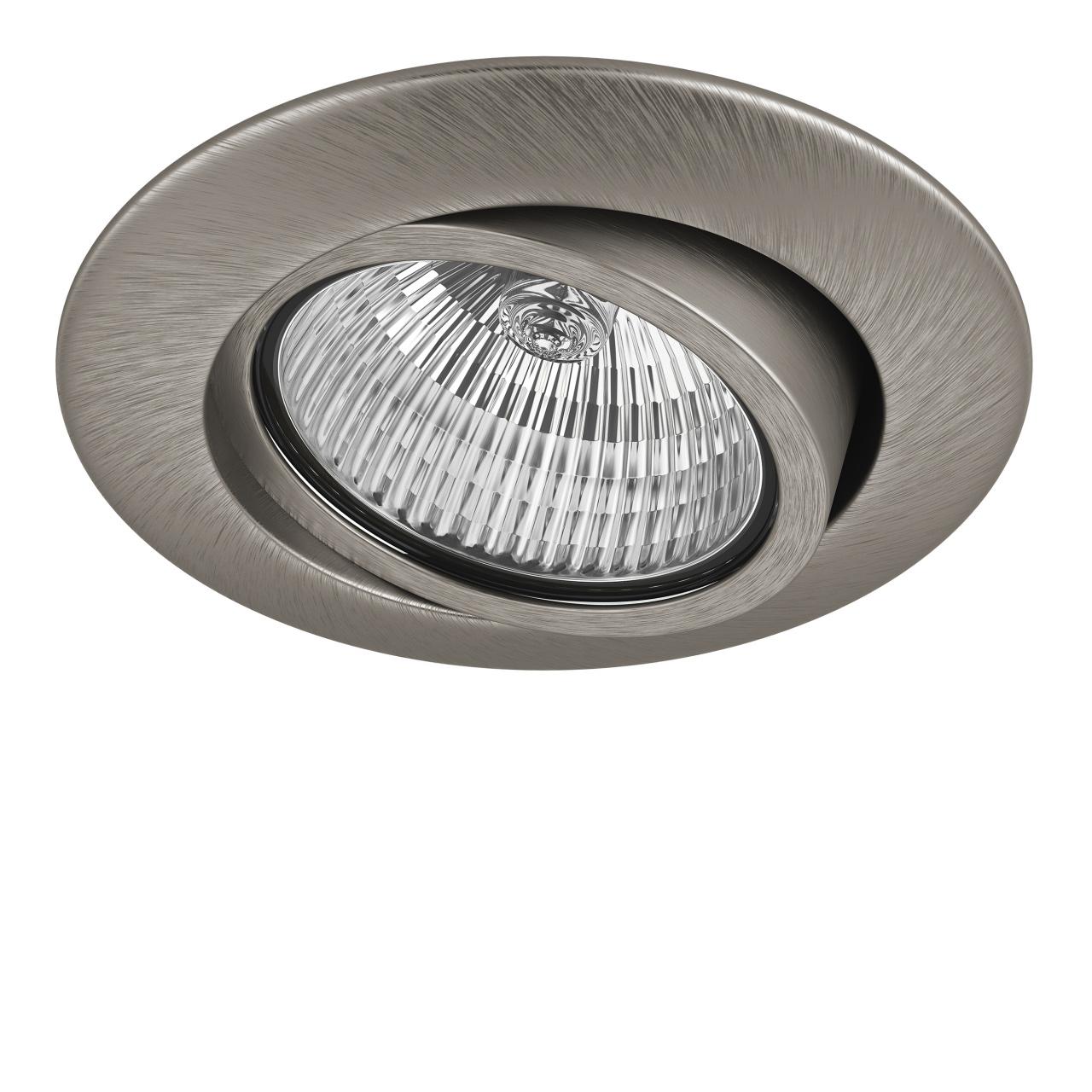 Светильник Teso ADJ MR16 / HP16 никель Lightstar 011085