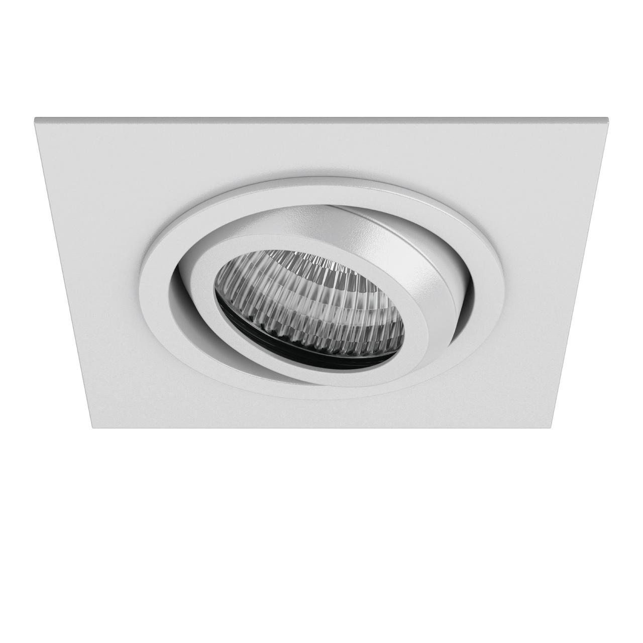 Светильник Singo X1 MR16 / HP16 белый Lightstar 011611