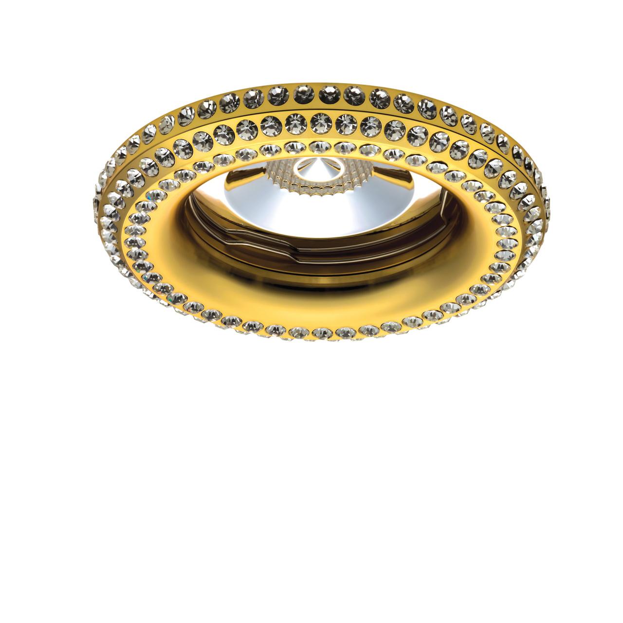 Светильник Miriade MR16 / HP16 золото Lightstar 011992