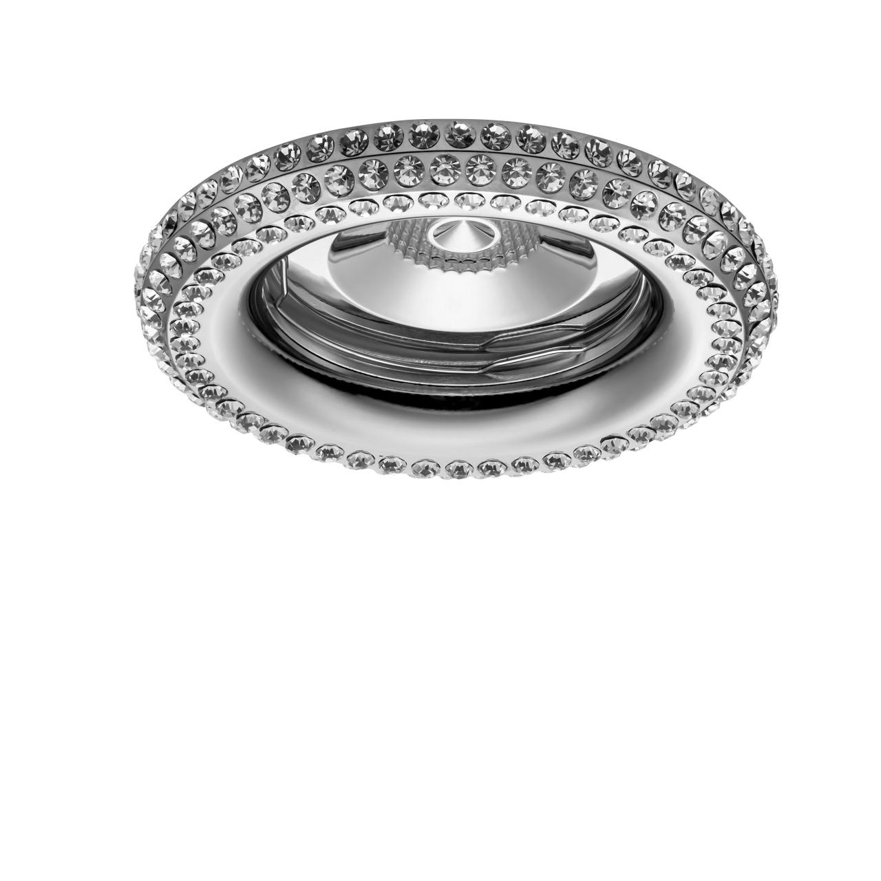 Светильник Miriade MR16 / HP16 хром Lightstar 011994