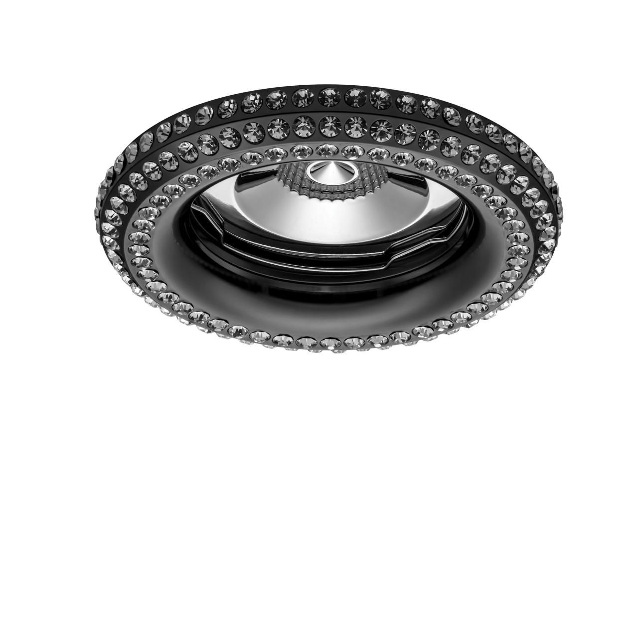 Светильник Miriade MR16 / HP16 черный хром Lightstar 011997