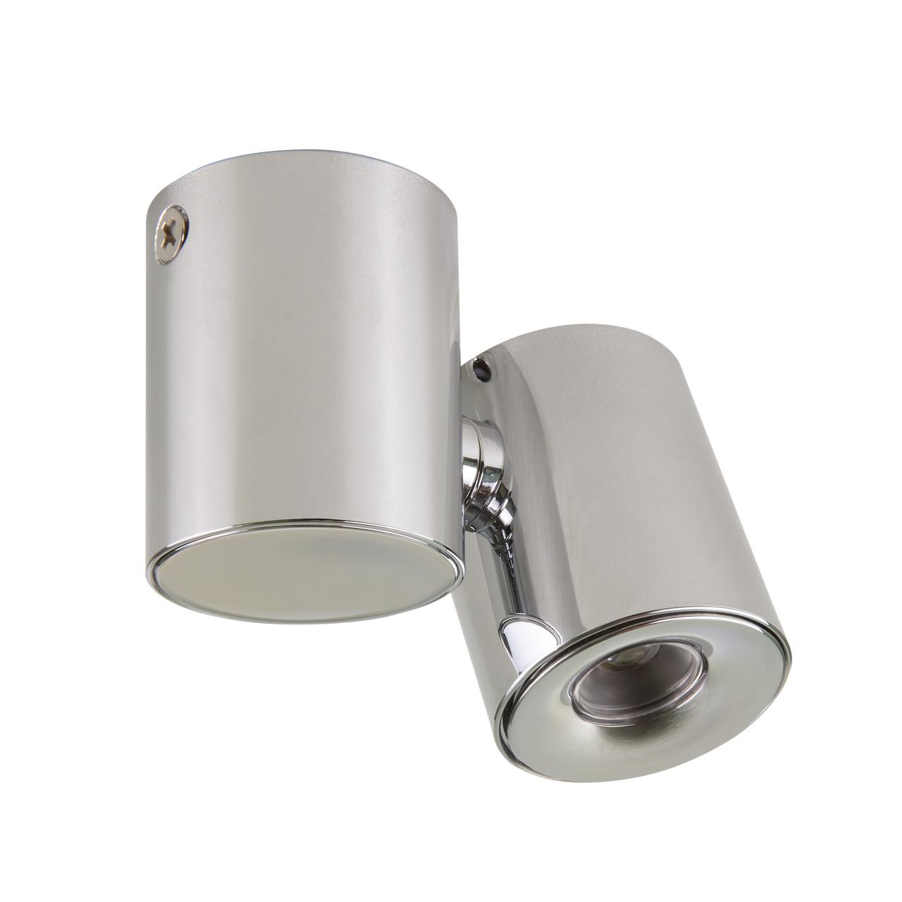 Светильник Punto LED 3W 190LM 20G хром 4000K IP40 Lightstar 051124