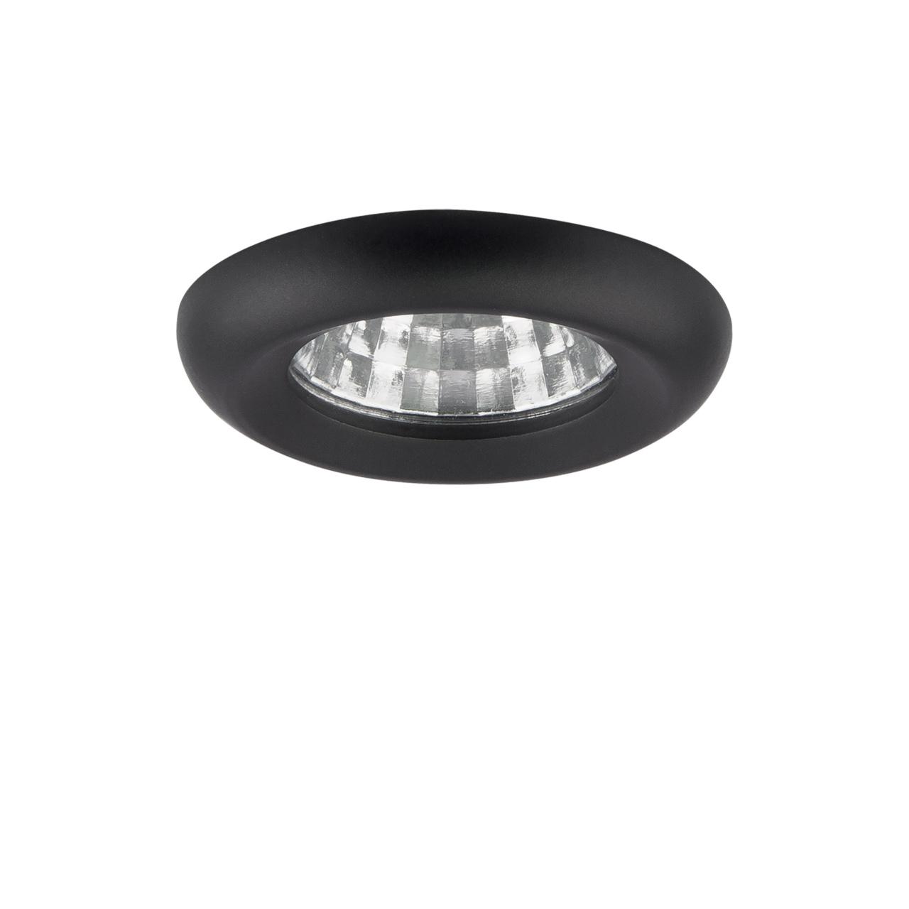 Светильник Monde LED 1W 80LM 18G черный 3000K Lightstar 071017