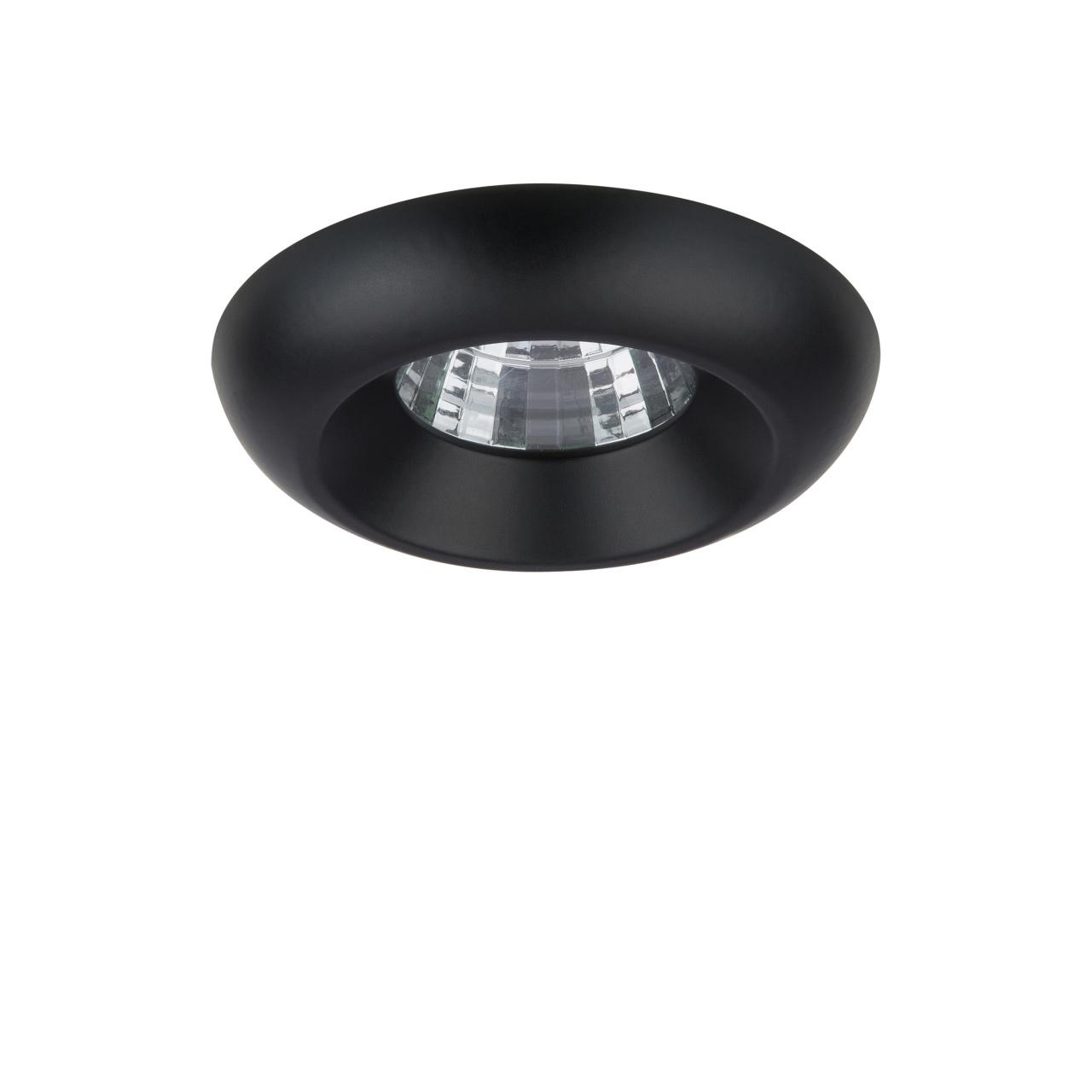 Светильник Monde LED 5W 400LM 50G черный 3000K Lightstar 071057