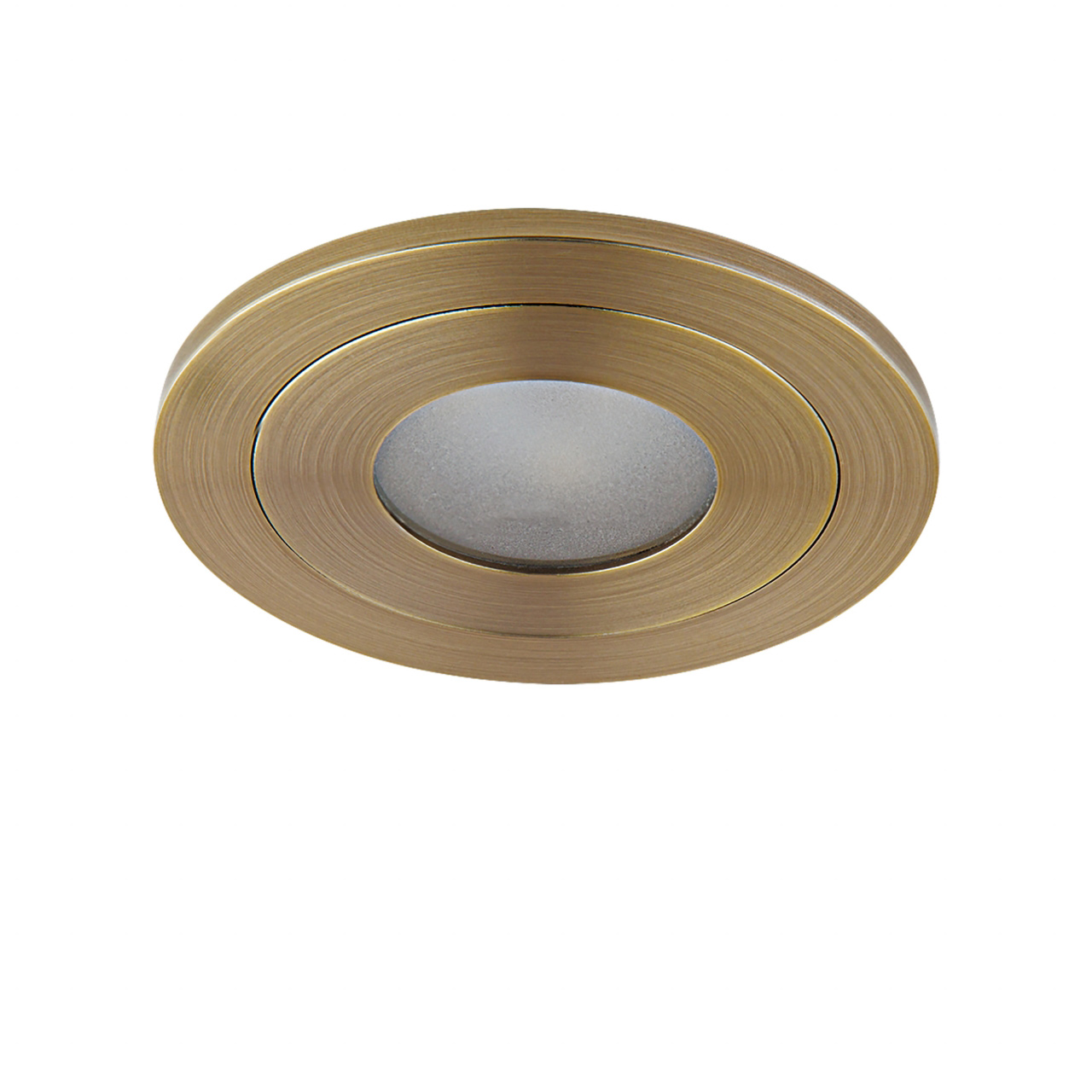 Светильник Leddy cyl LED 3W 240LM бронза зеленая 3000K Lightstar 212172