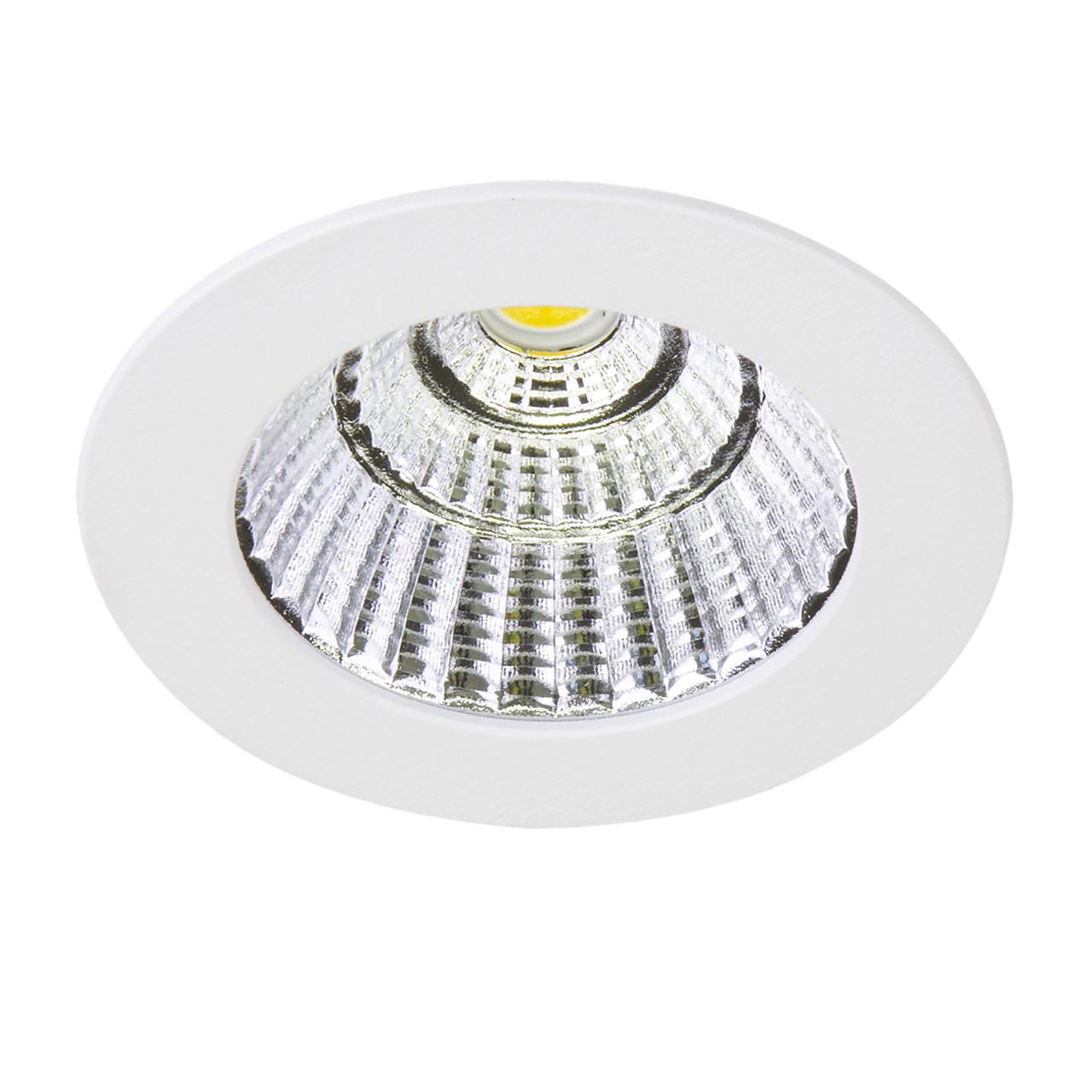 Светильник SOFFI 11 LED 7W 630LM 40G белый 3000K Lightstar 212416