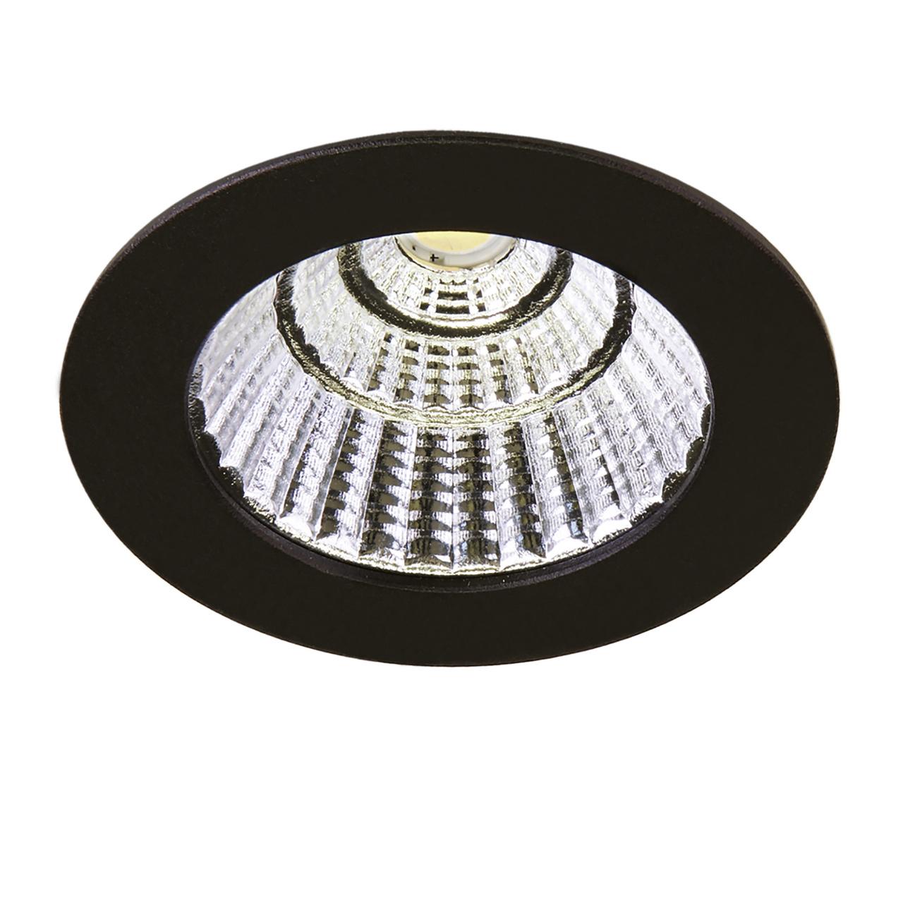 Светильник SOFFI 11 LED 7W 630LM 40G черный 3000K Lightstar 212417