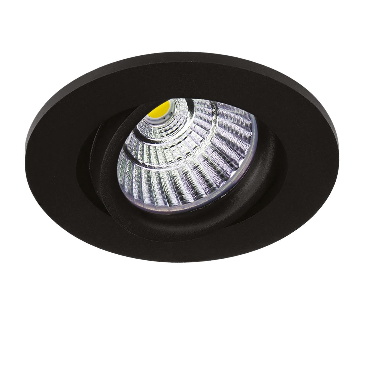 Светильник SOFFI 16 LED 7W 630LM 40G черный 3000K Lightstar 212437