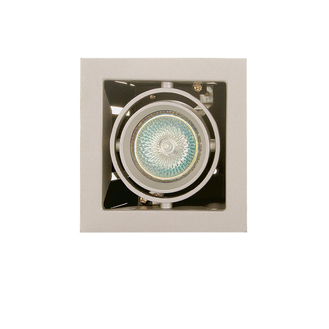 Светильник Cardano 16Х1 MR16 / HP16 титан Lightstar 214017