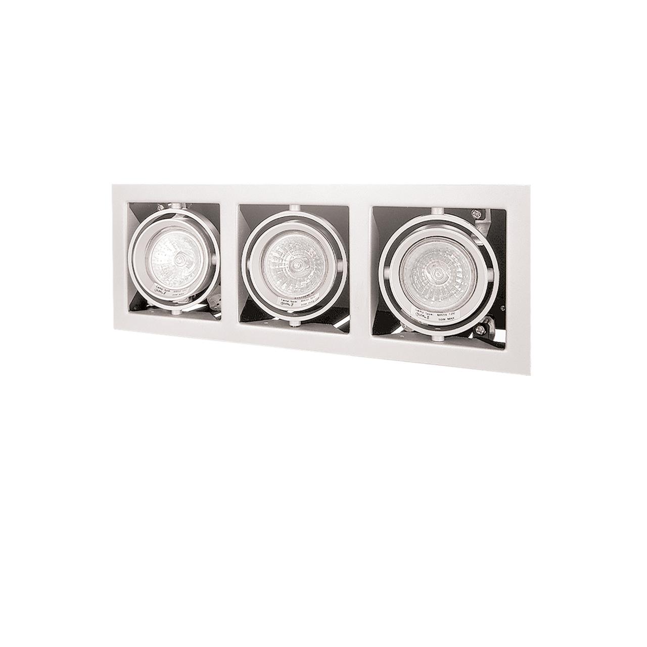 Светильник Cardano 16Х3 MR16 / HP16 белый Lightstar 214030