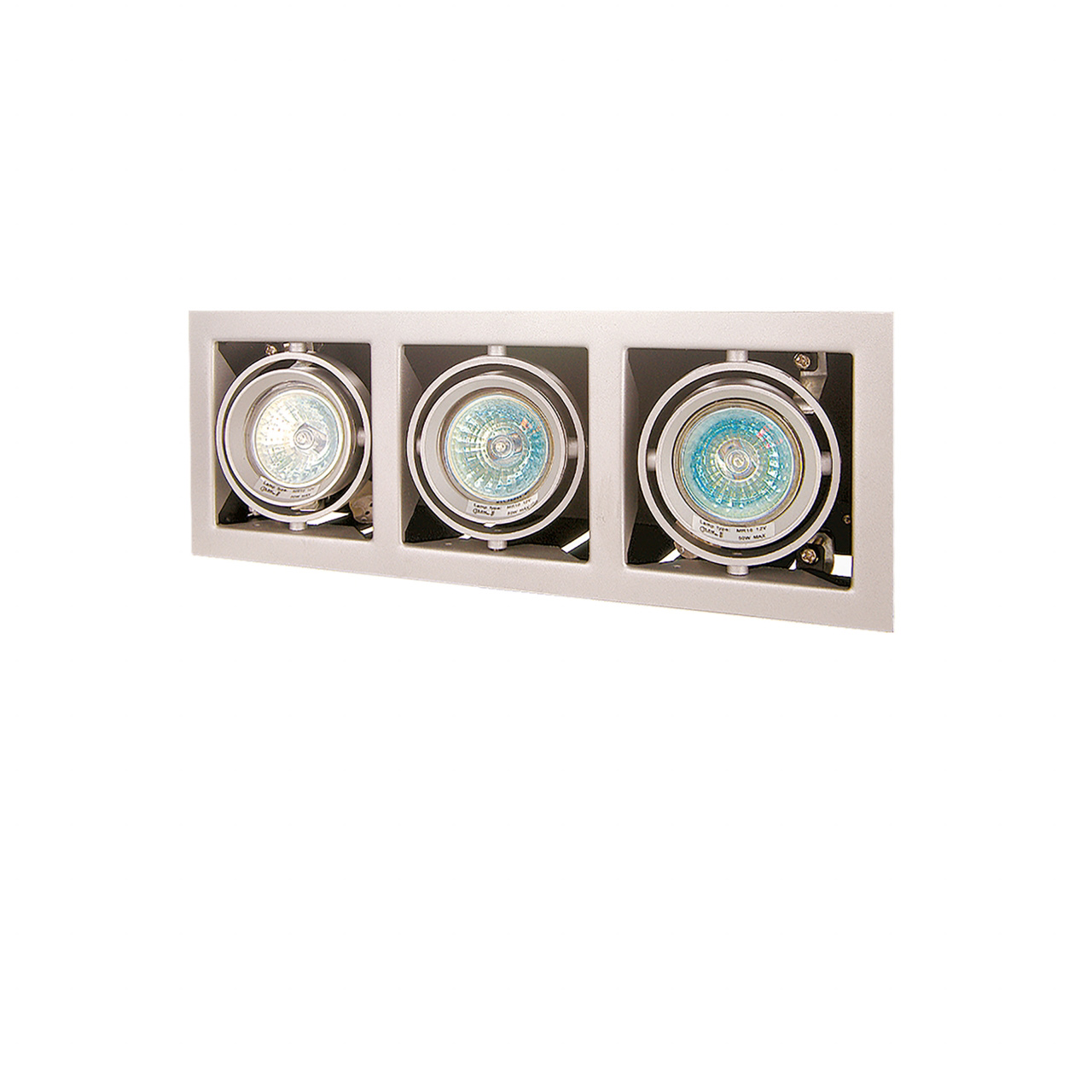Светильник Cardano 16Х3 MR16 / HP16 титан Lightstar 214037