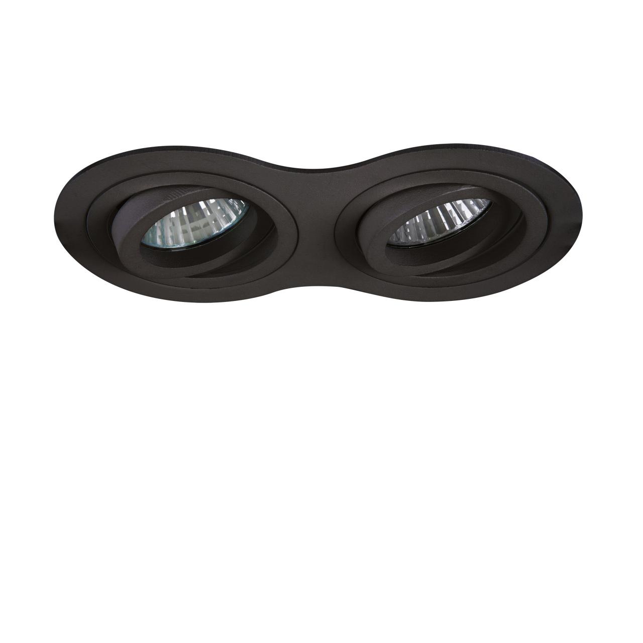 Светильник Intero 16 HP16х2 черный Lightstar 214227