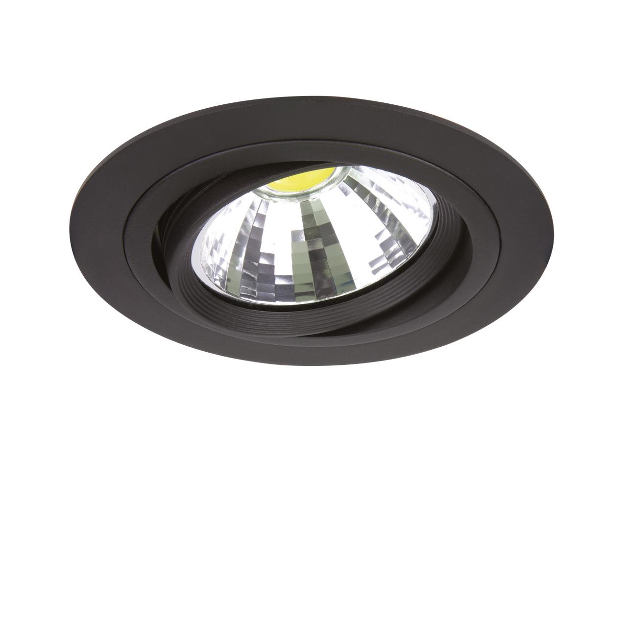 Светильник Intero 111 AR111 черный Lightstar 214317