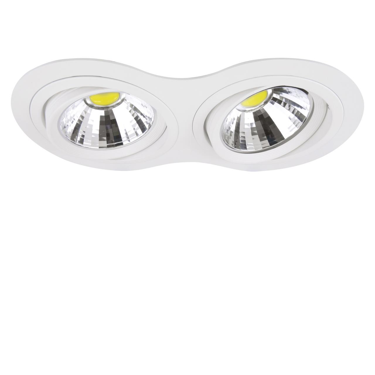 Светильник Intero 111 AR111 белый Lightstar 214326