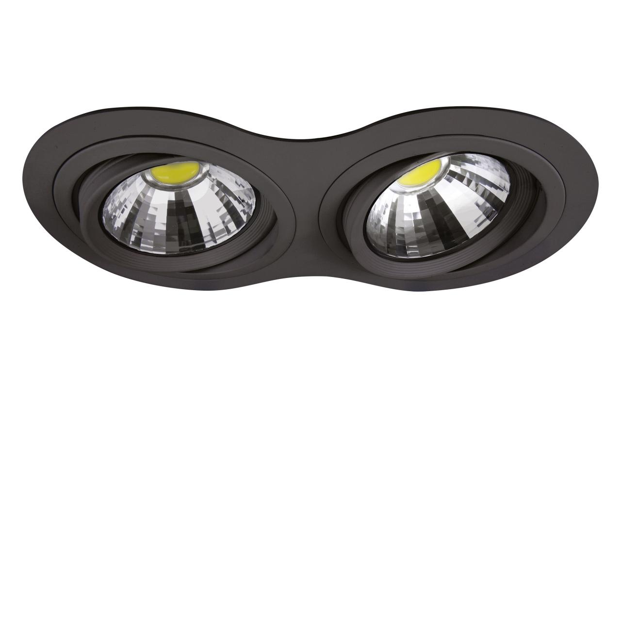 Светильник Intero 111 AR111 черный Lightstar 214327