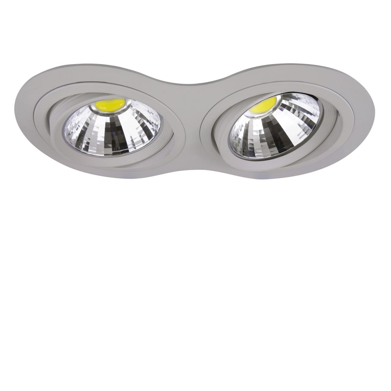 Светильник Intero 111 AR111 серый Lightstar 214329