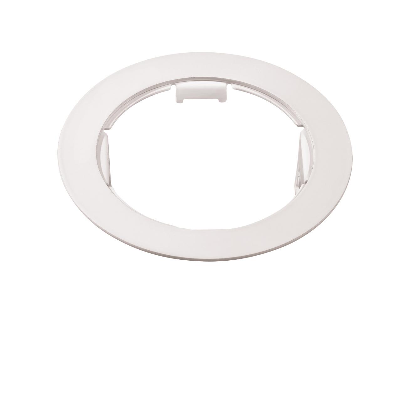 Рамка Domino round МR16 белый Lightstar 214616