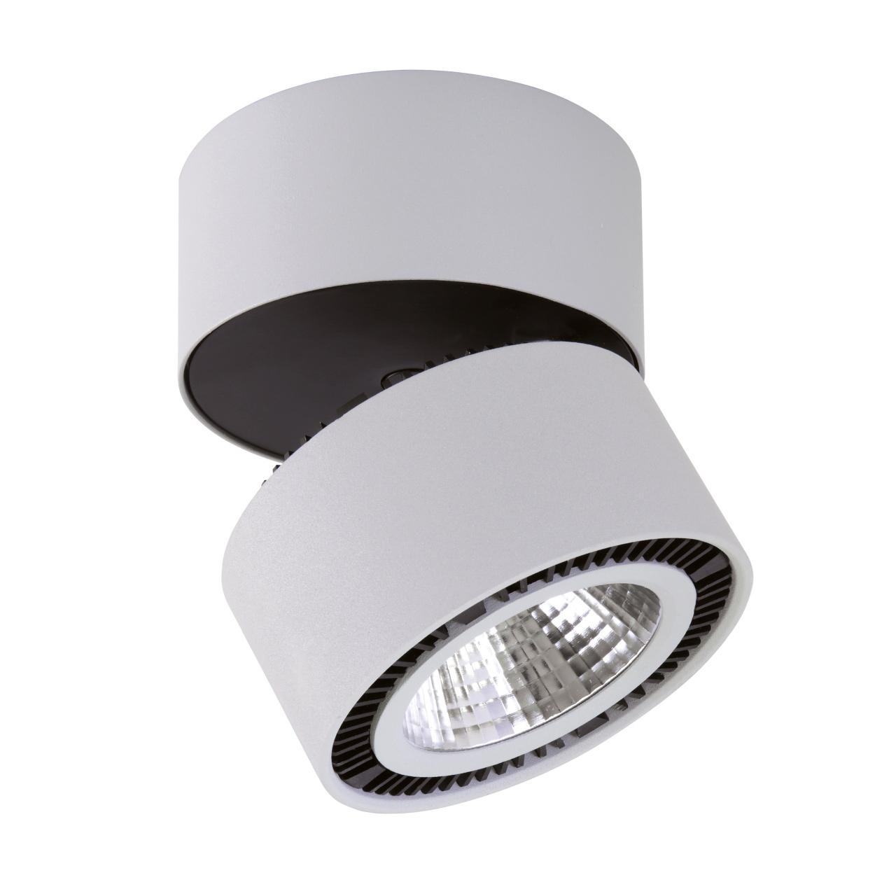 Светильник Forte Muro LED 40W 3400LM 30G серый 3000K Lightstar 213859