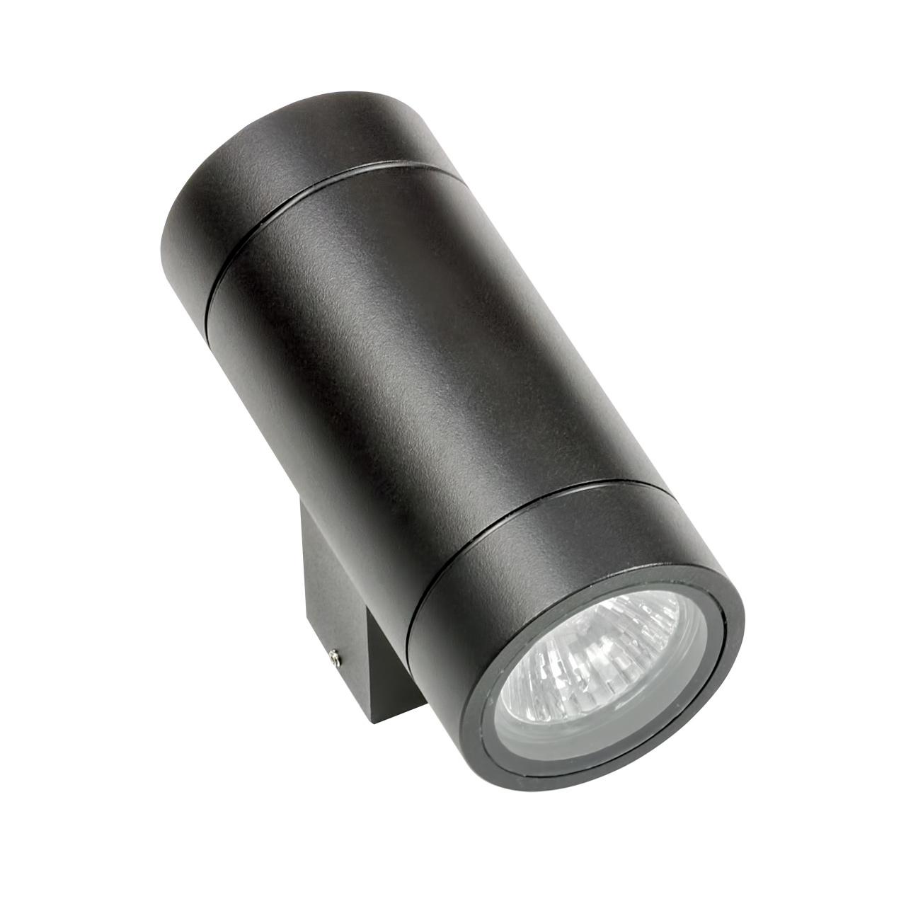 Светильник Paro 2xGU10 черный Lightstar 351607