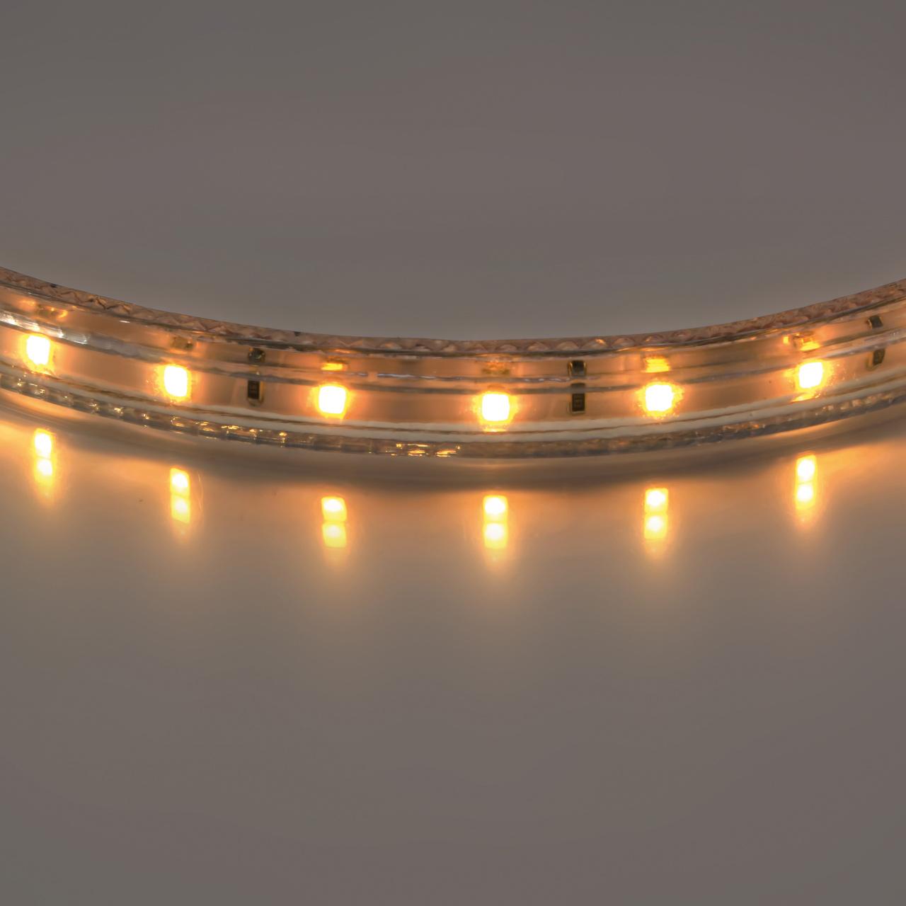 Лента 220V LED 2800-3200K теплый белый свет Lightstar 402002