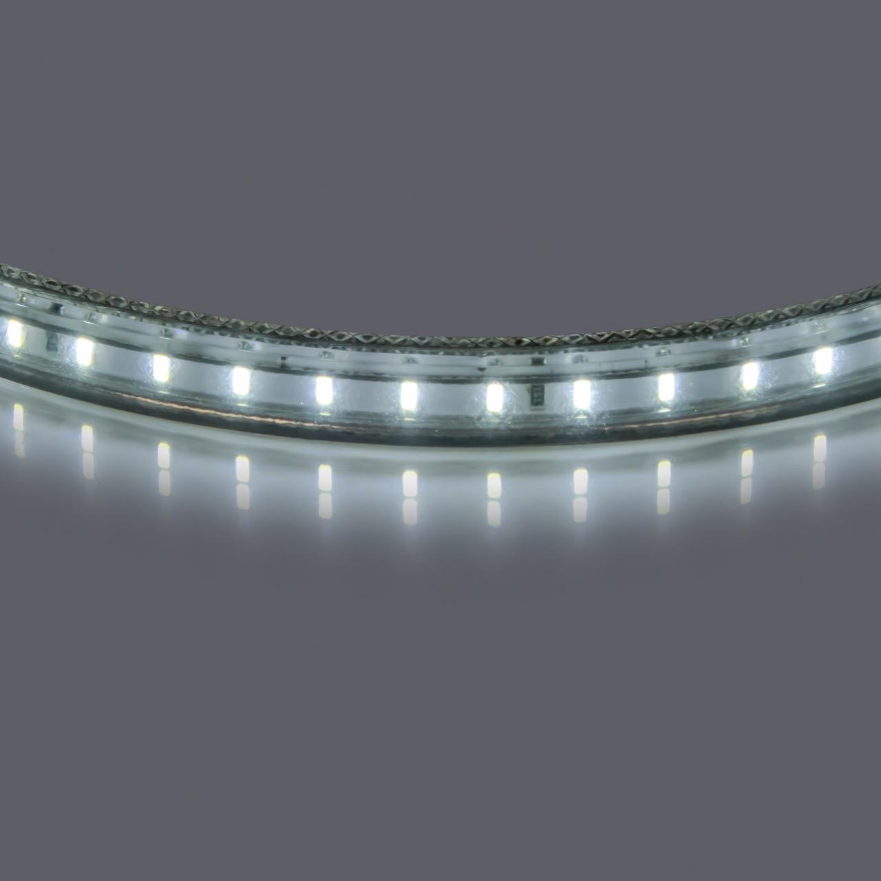 Лента 220V LED 4200-4500K нейтральный белый цвет Lightstar 402034