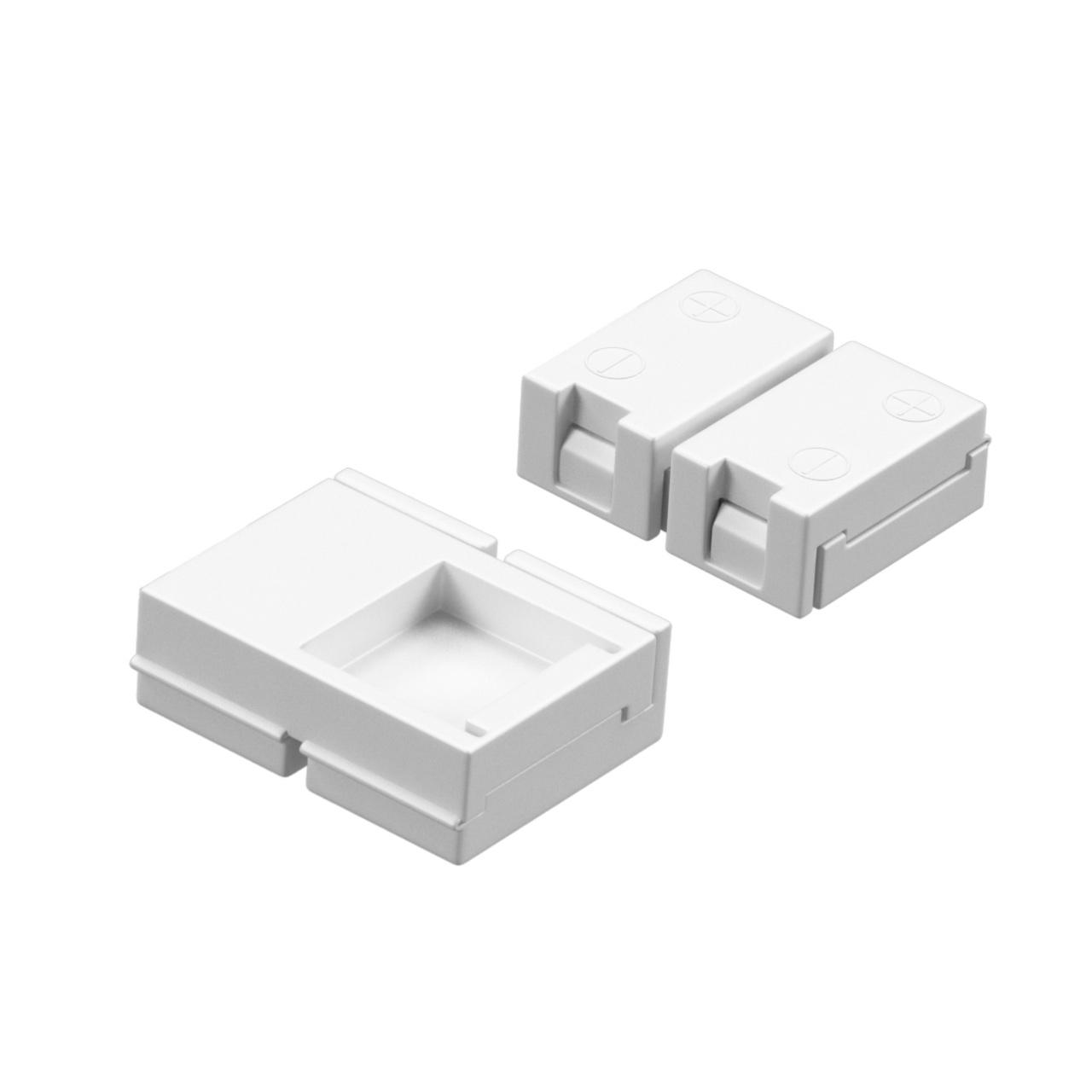 Соединитель жесткий для ленты 12V 5050LED одноцветной 40005Х или 12V 5630LED 40007Х Lightstar 408100