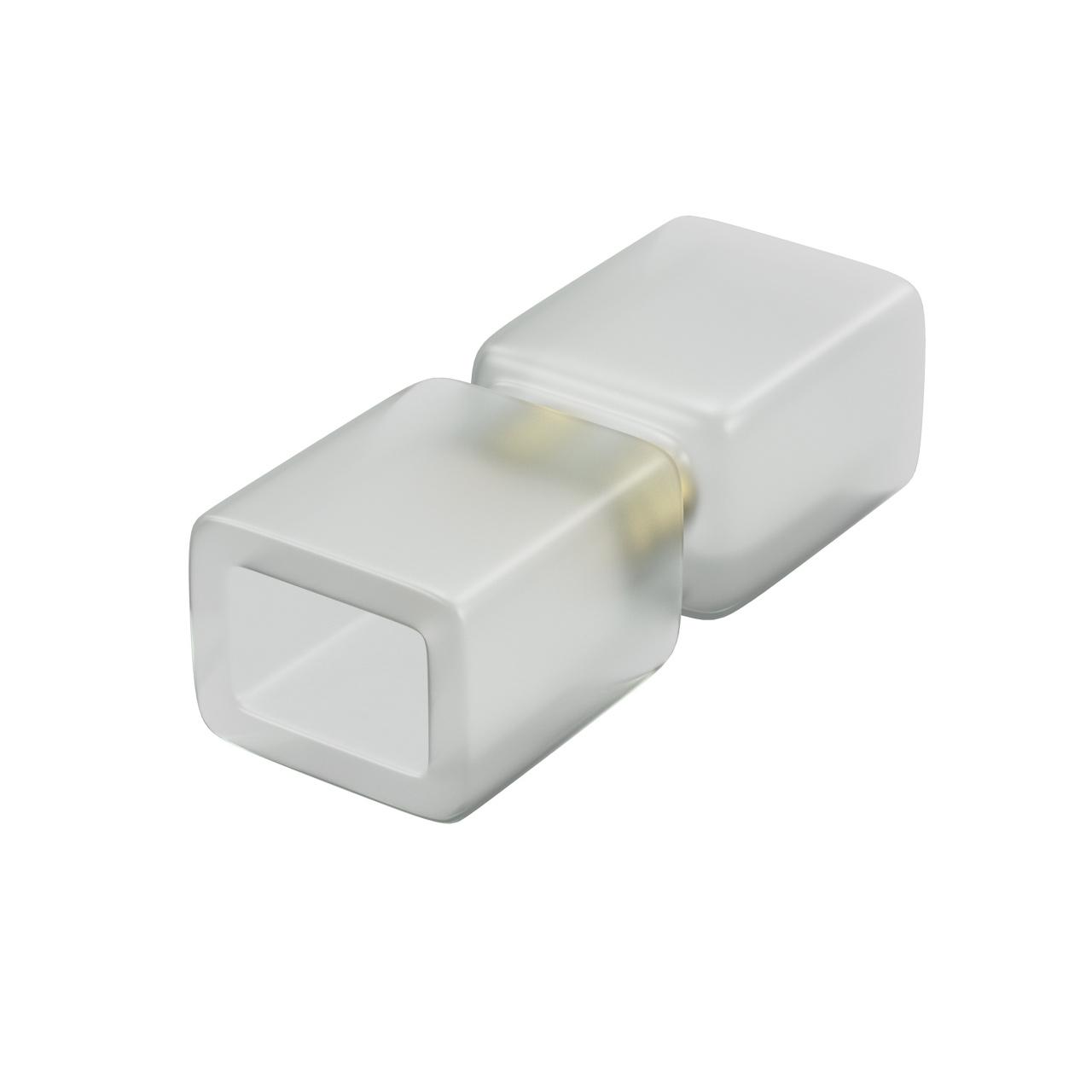 Соединитель для ленты 220 вольт 3528/60 3014/120 (лента-лента) Lightstar 408901