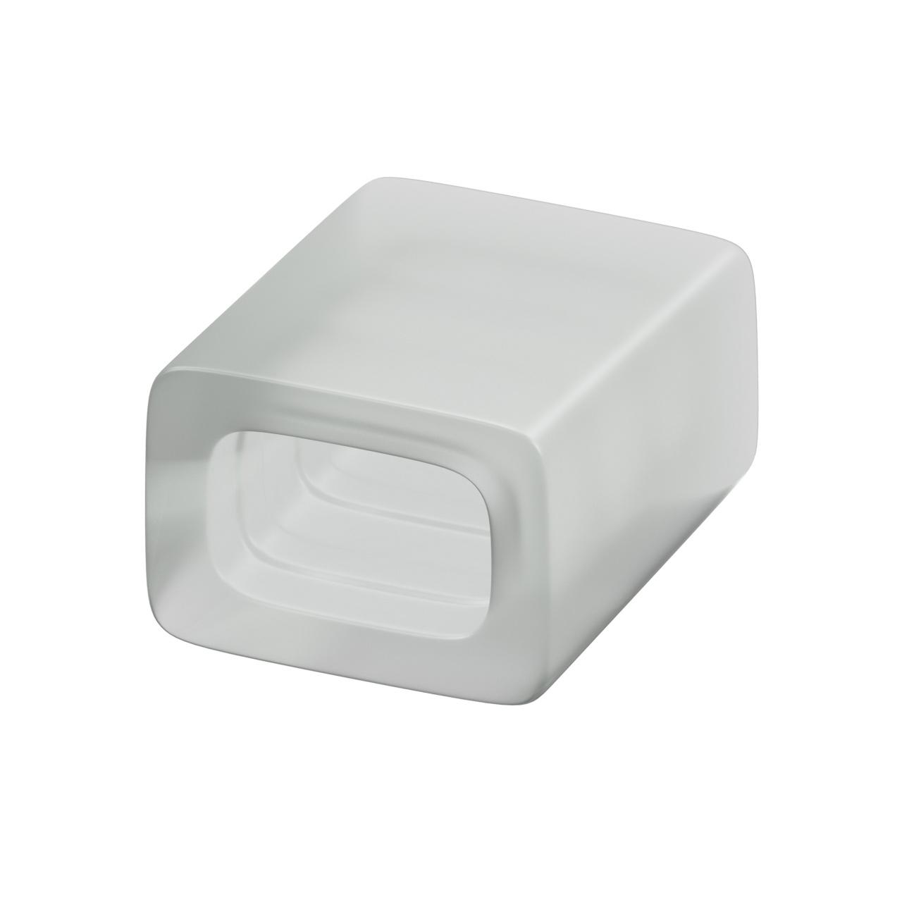 Заглушка изолирующая для ленты 220 вольт 3528/60 3014/120 Lightstar 408909
