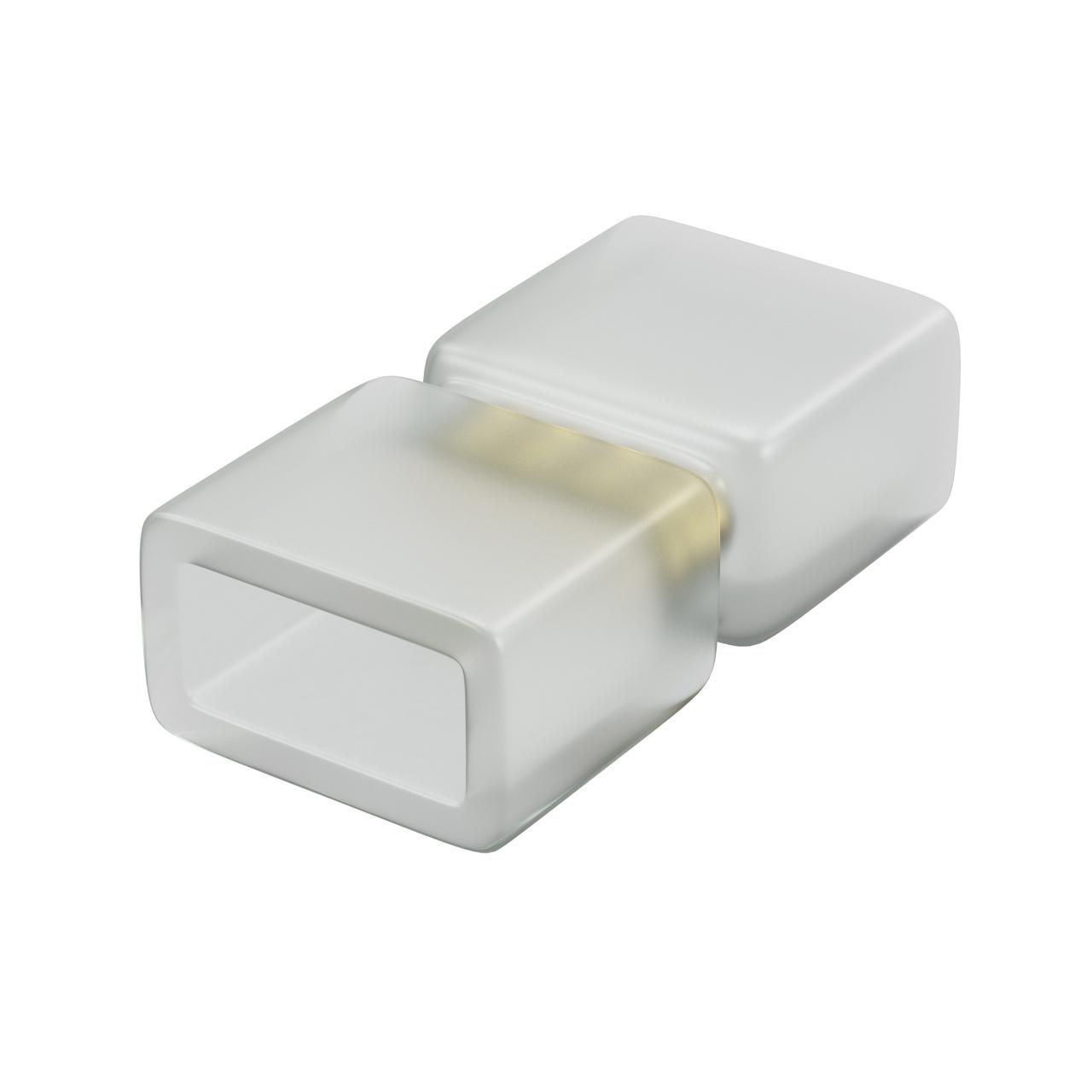 Соединитель для ленты 220 вольт 5050/60P LED 40205Х (лента-лента) Lightstar 408951
