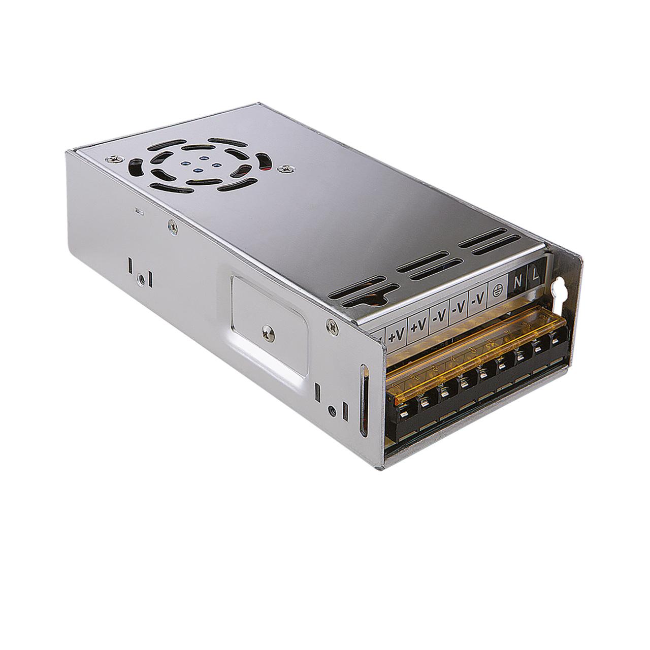 Трансформатор 12V для светодиодной ленты 360 Вт Lightstar 410360