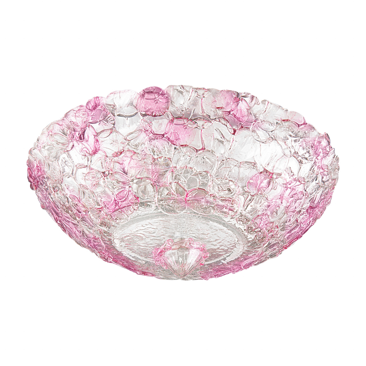 Плафон потолочный Murano 6х40W E14 pink Lightstar 604072