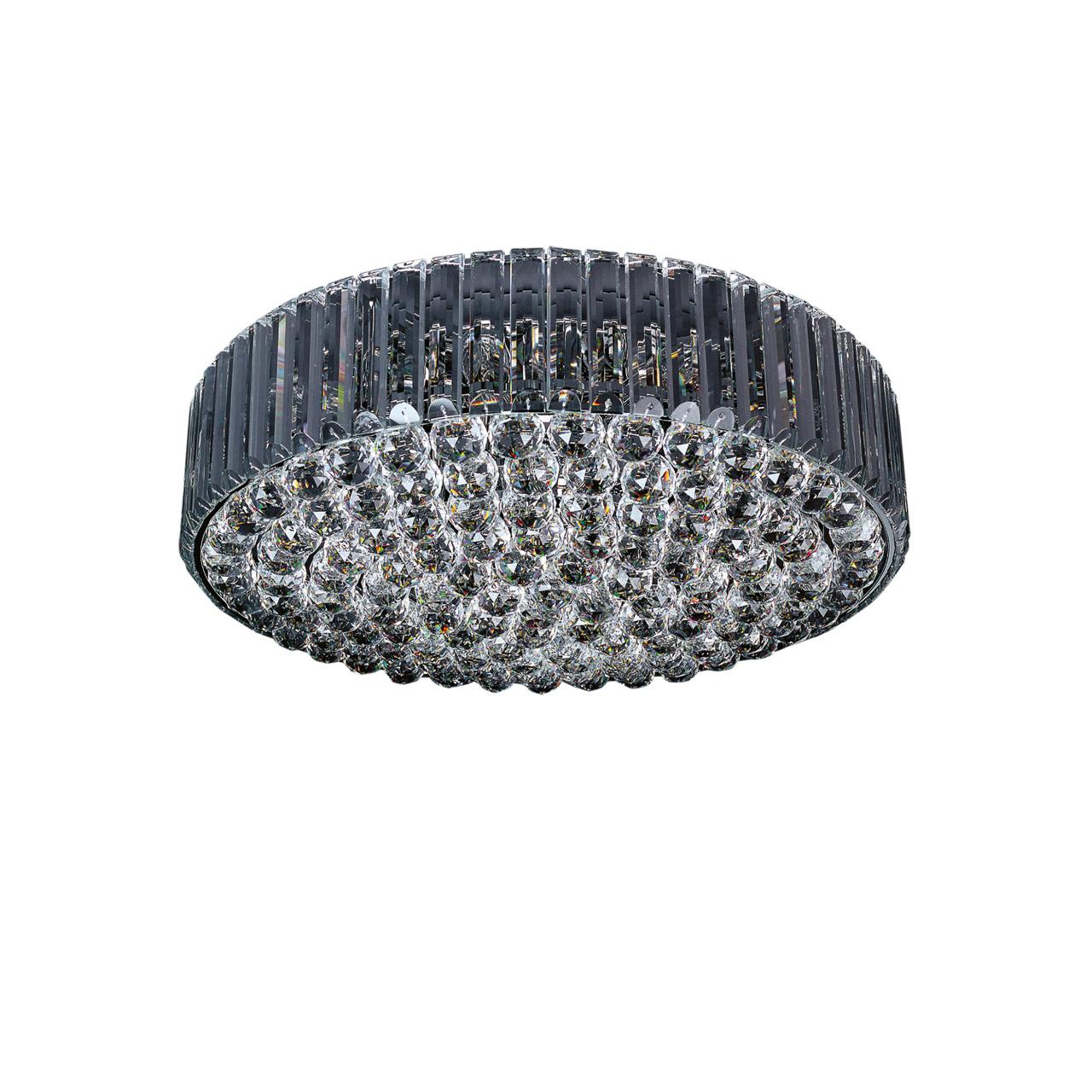 Люстра потолочная Regolo 15х60W E14 хром Osgona 713154