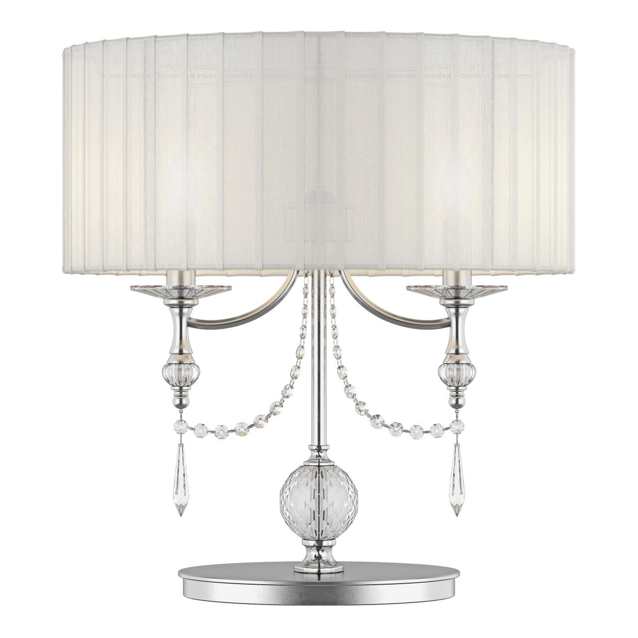 Настольная лампа ParAlume 2х40W E14 белый Lightstar 725926