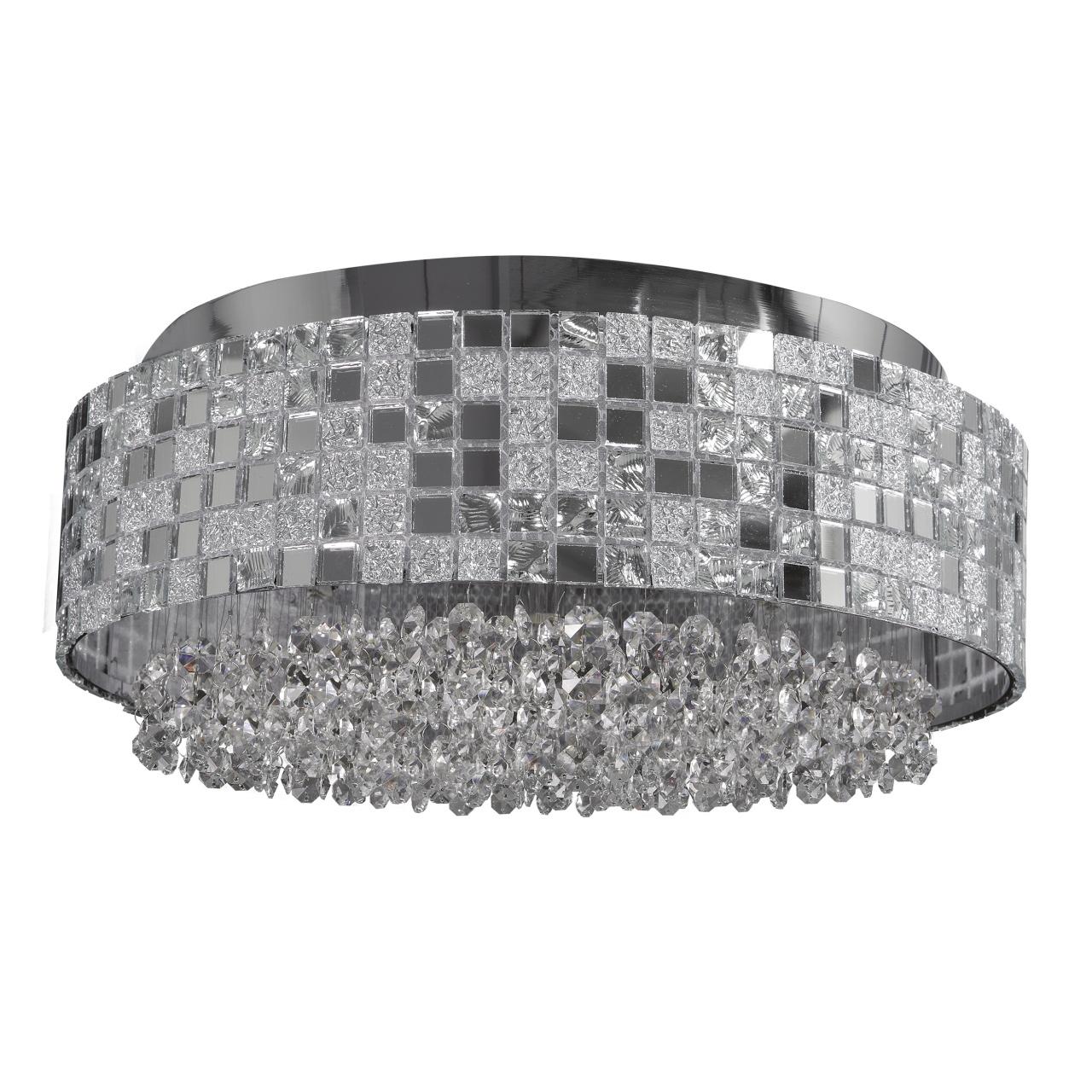 Люстра потолочная Bezazz 6х40W G9 хром Lightstar 743064
