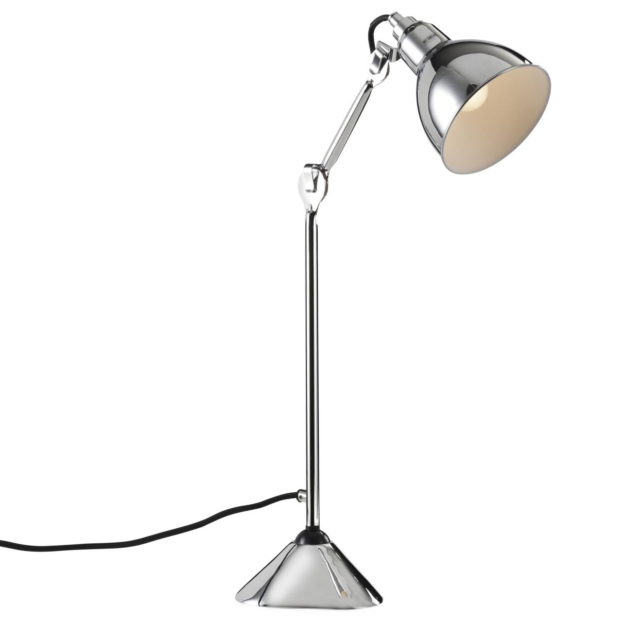 Настольная лампа Loft 1х40W E14 хром Lightstar 765914