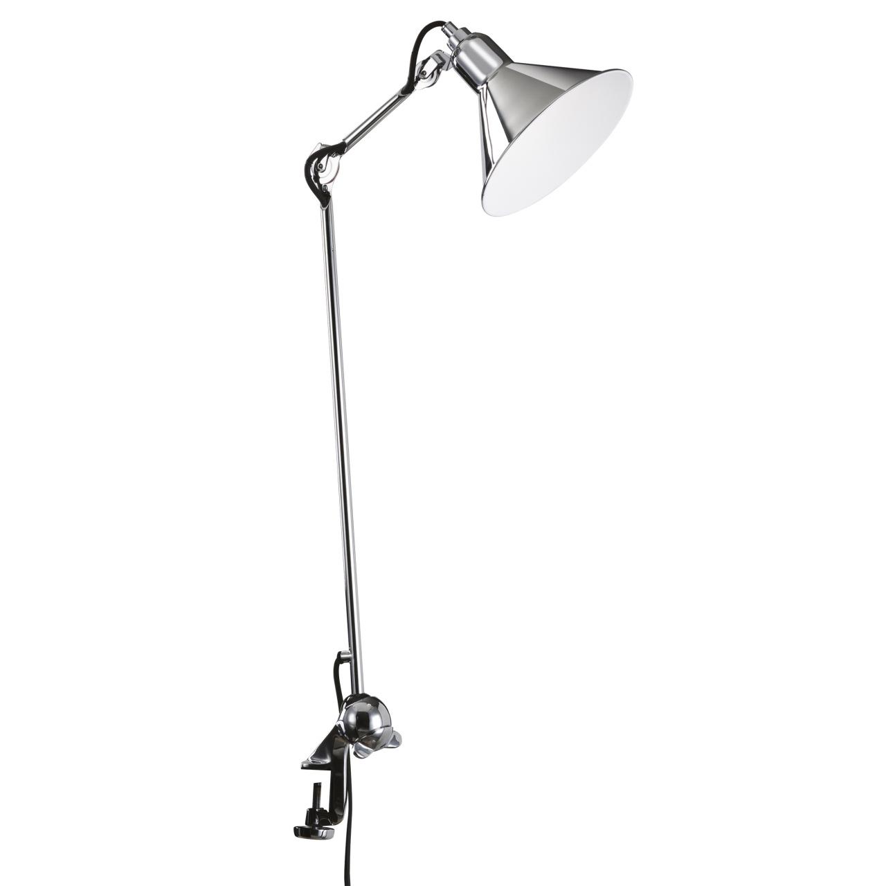 Настольная лампа Loft 1х40W E14 хром Lightstar 765924