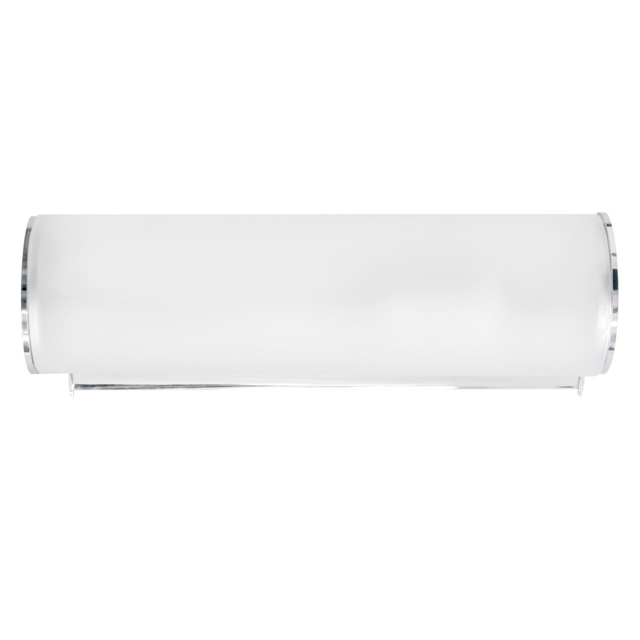 Светильник настенный Blanda 1х40W E14 хром / белый Lightstar 801810