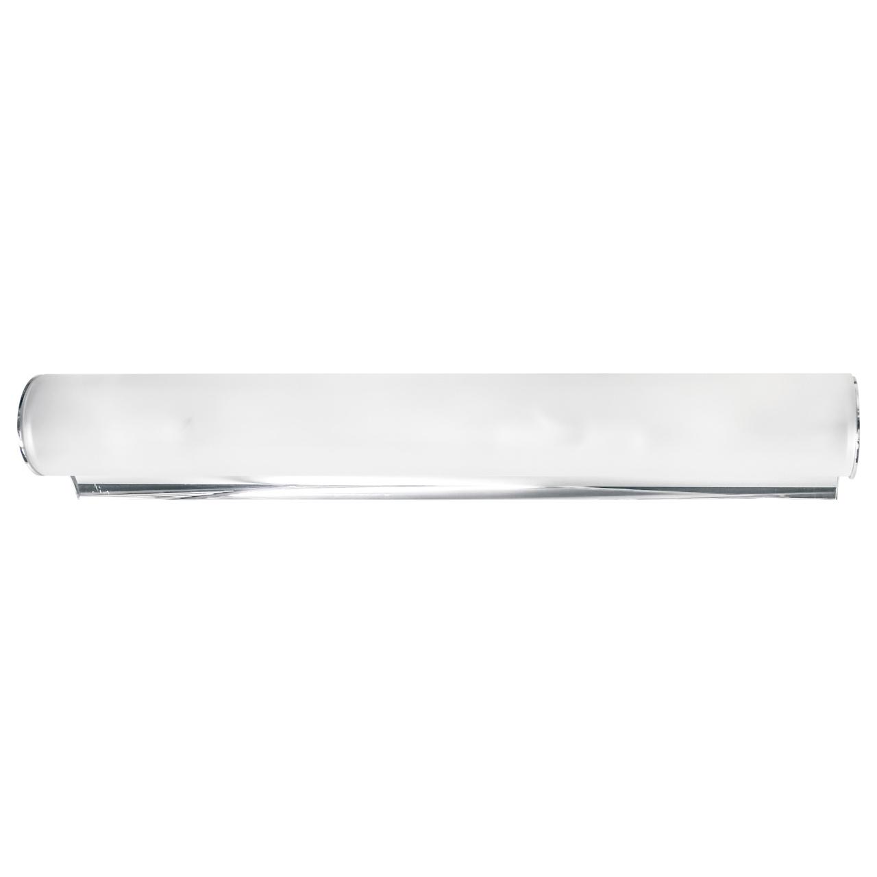 Светильник настенный Blanda 3х40W E14 хром / белый Lightstar 801830