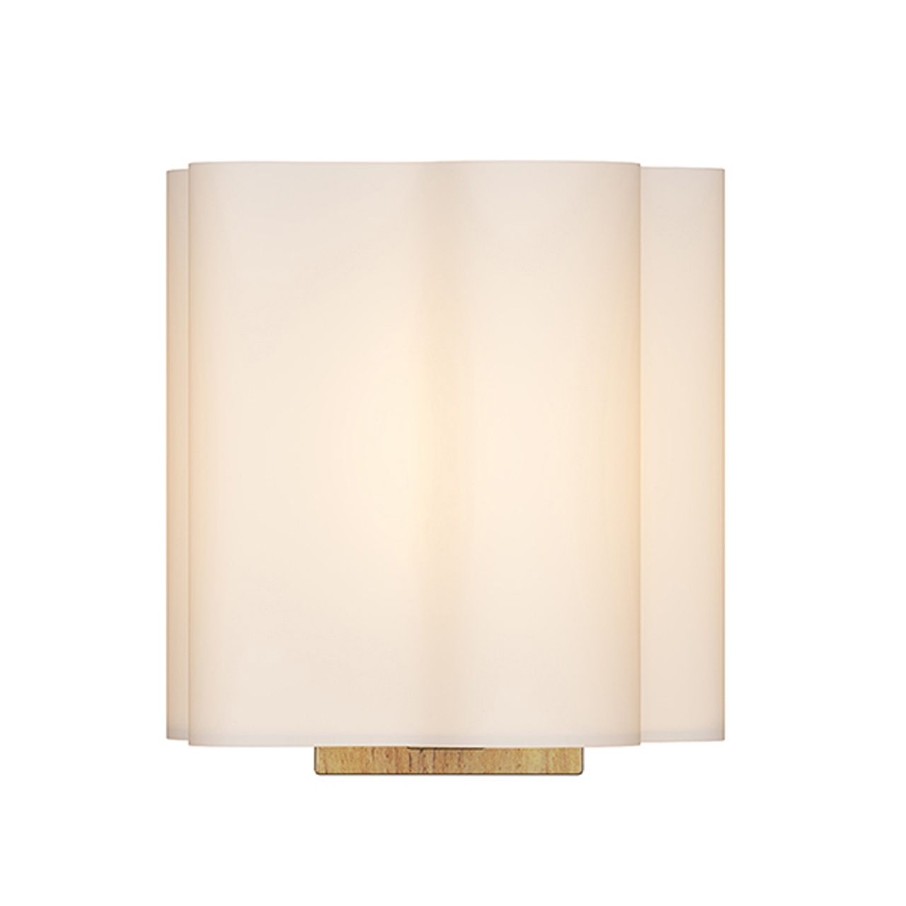 Бра NUBI Legno 1x40W E14 светлое дерево / белый Lightstar 802615