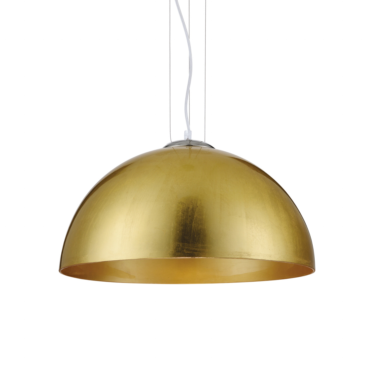 Люстра подвесная Cupola 1х40W E27 золото Lightstar 803012