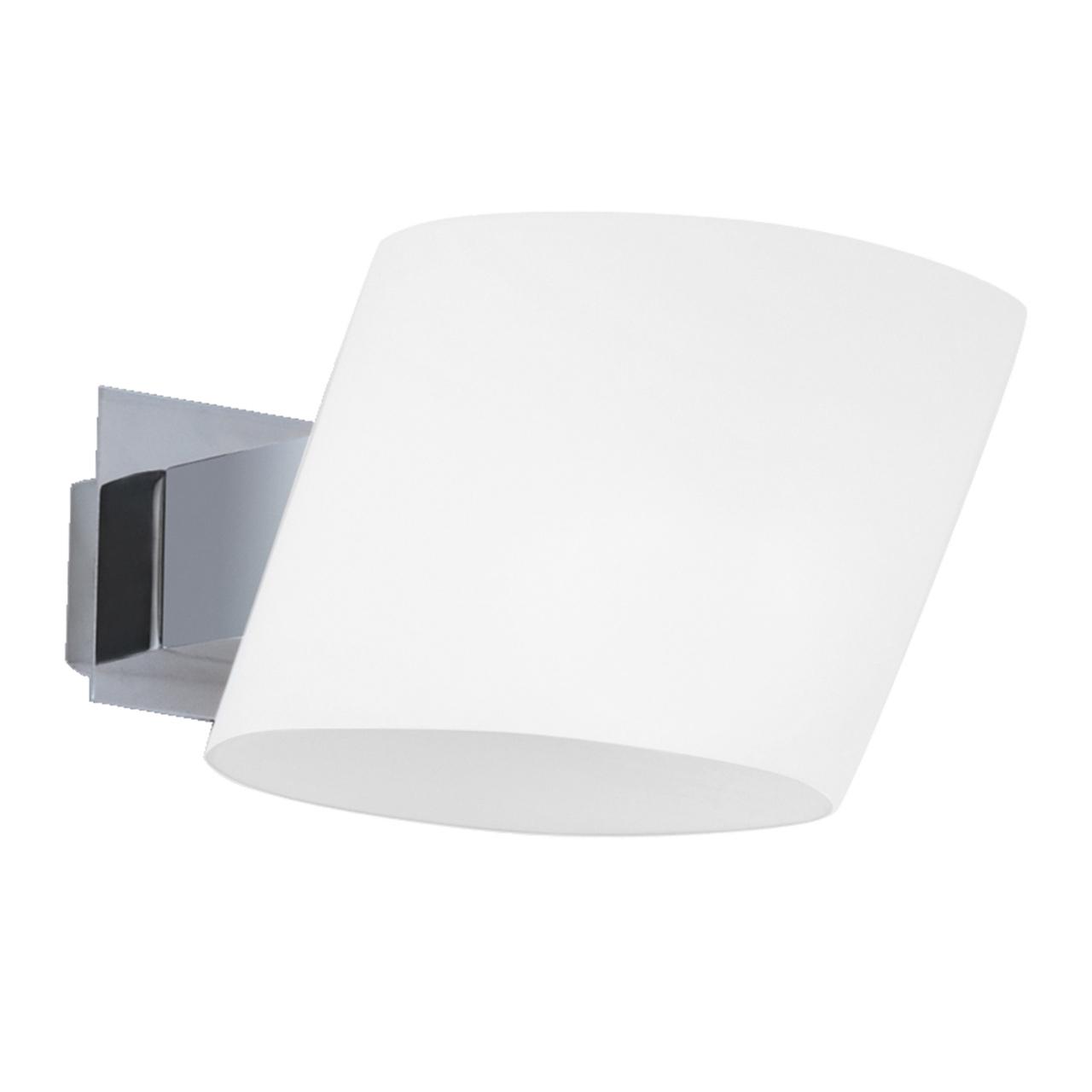 Светильник настенный Dissimo 1х40W G9 хром / белый Lightstar 803610