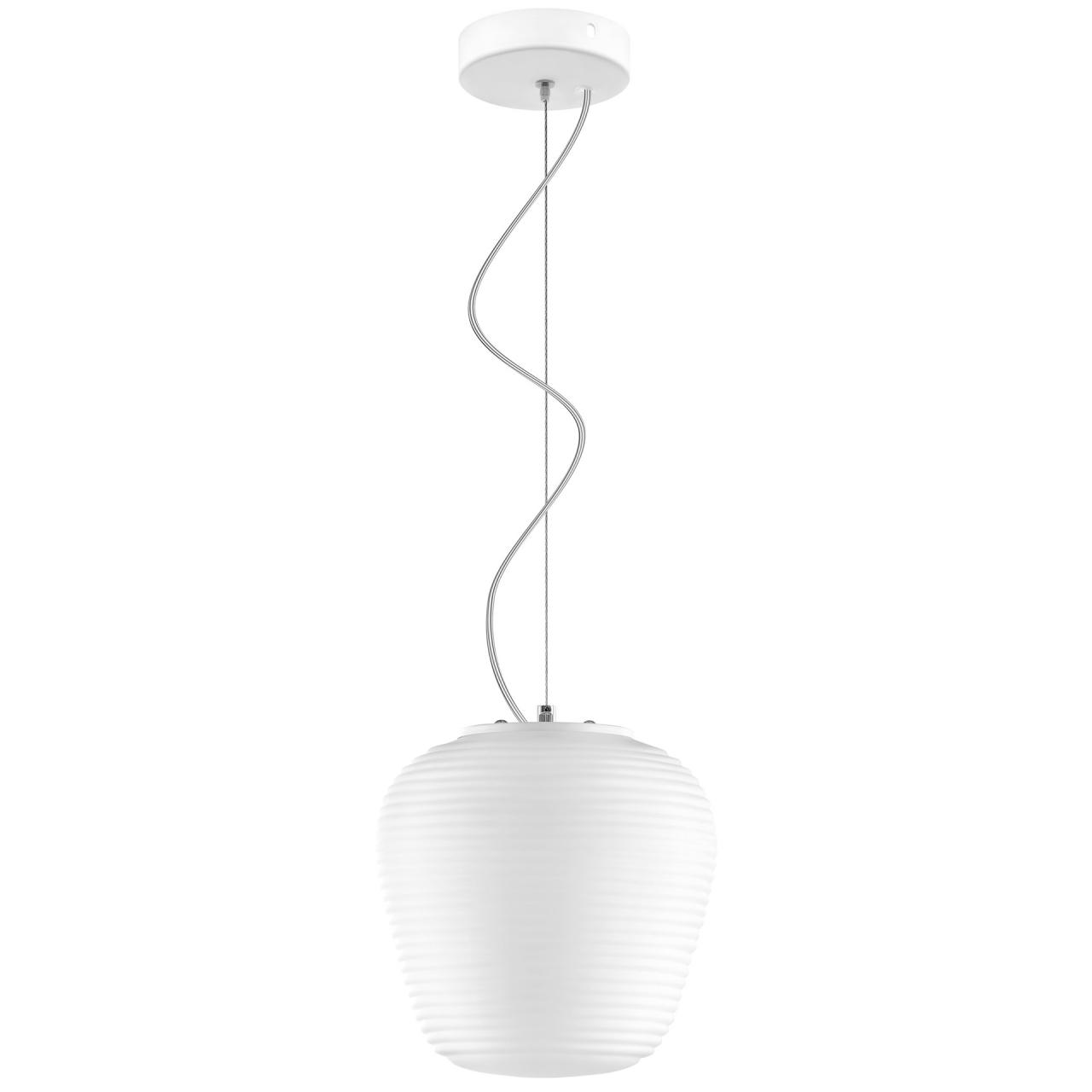 Люстра подвесная Arnia 1Х40W E27 Белый Lightstar 805011
